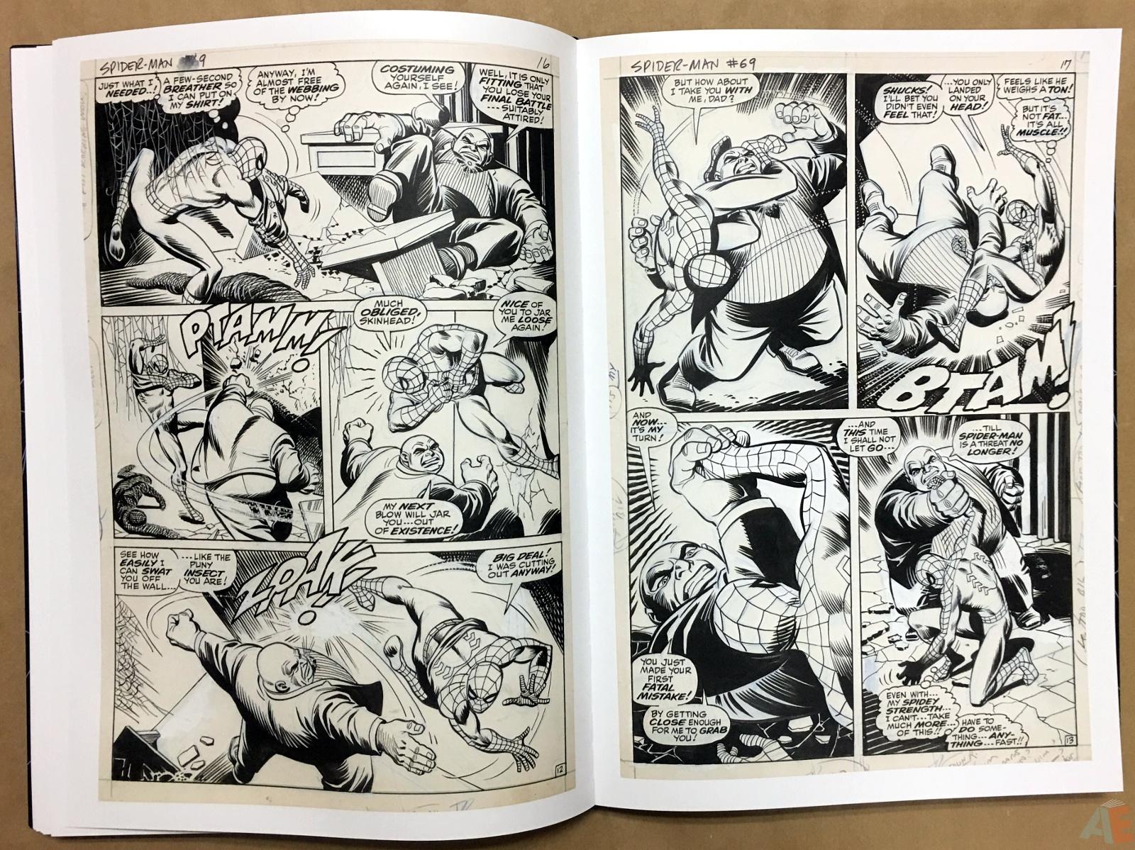 John Romita's The Amazing Spider-Man Artist's Edition 22