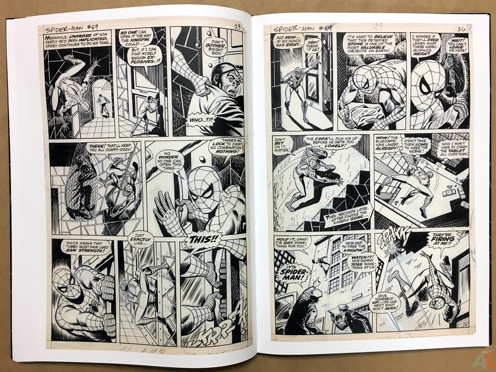 John Romita's The Amazing Spider-Man Artist's Edition 24