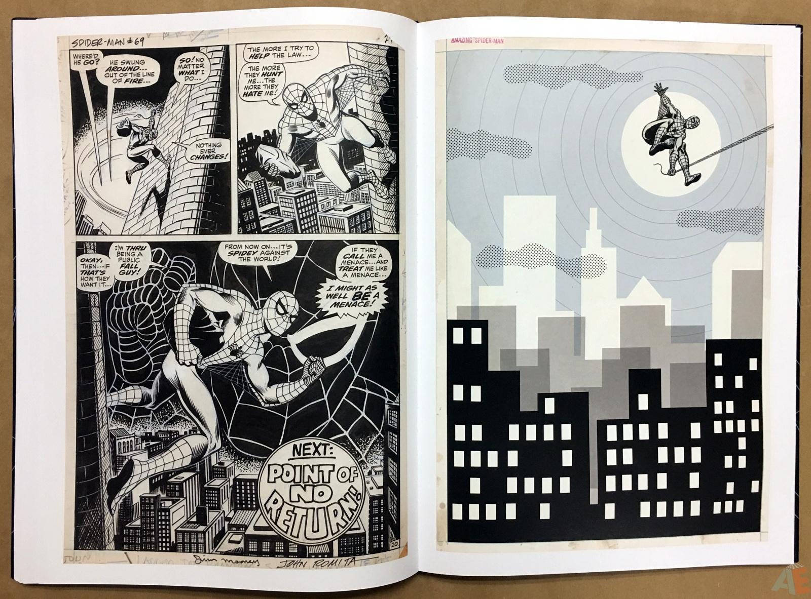 John Romita's The Amazing Spider-Man Artist's Edition 26