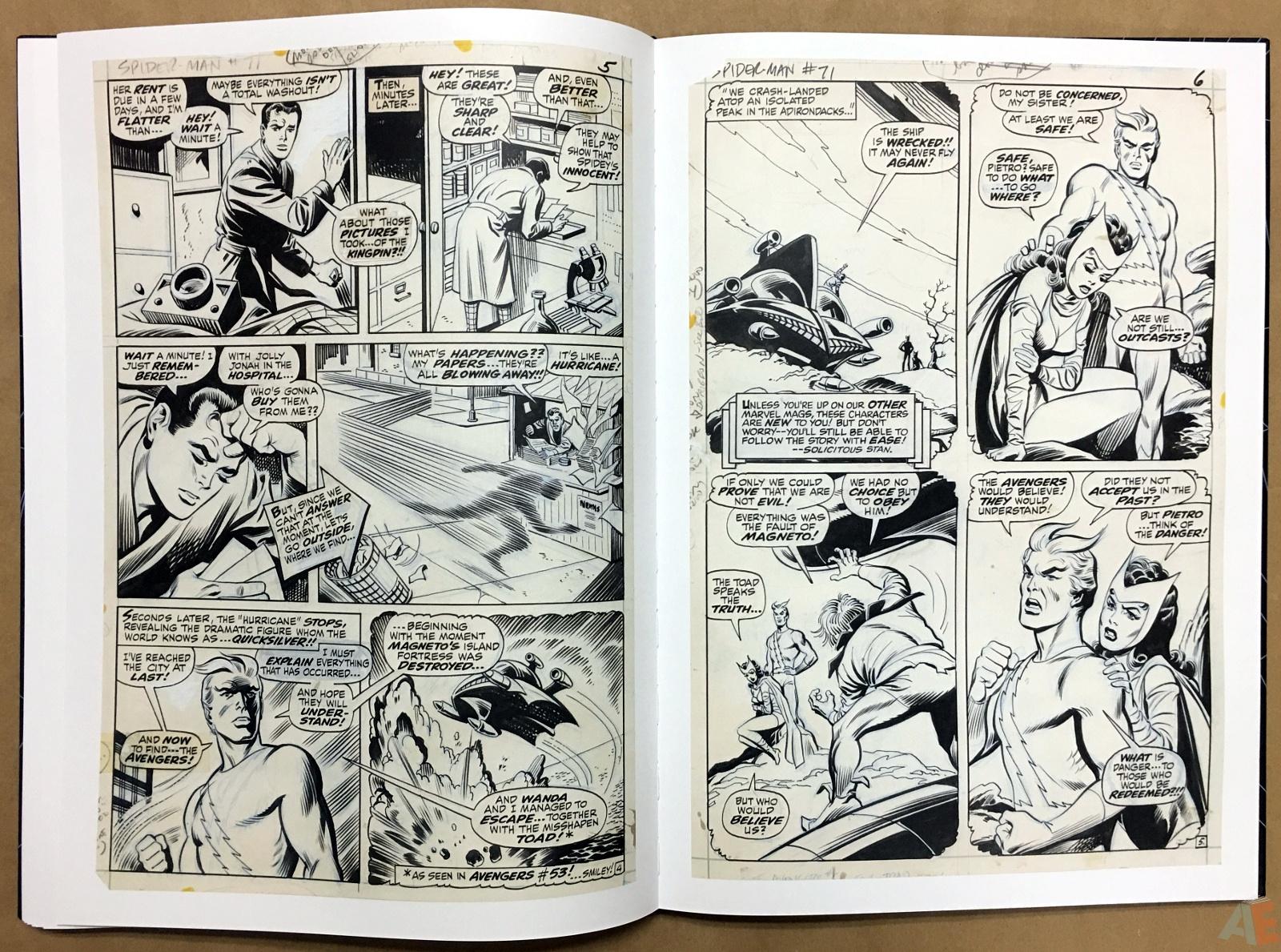 John Romita's The Amazing Spider-Man Artist's Edition 30