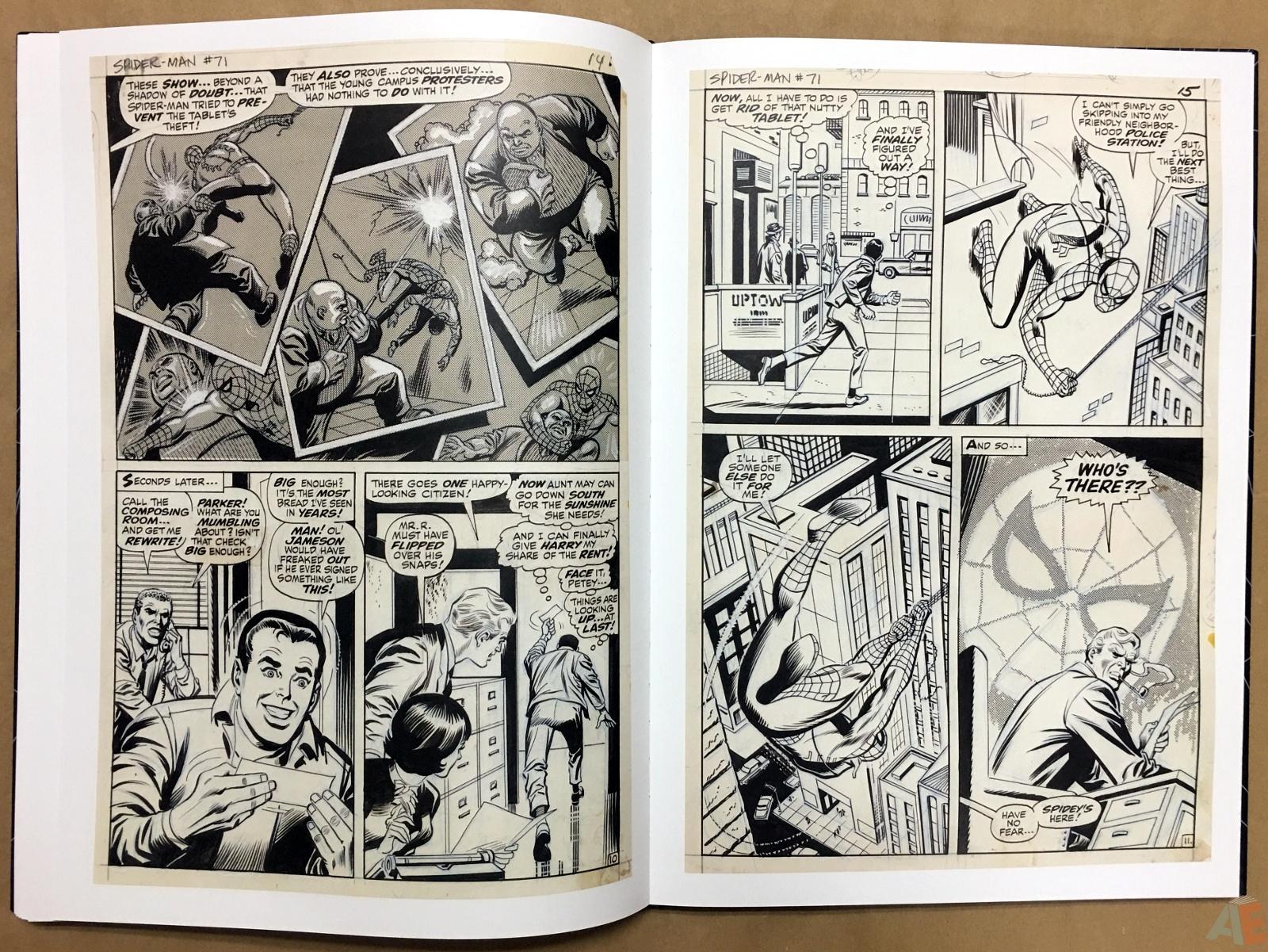 John Romita's The Amazing Spider-Man Artist's Edition 32