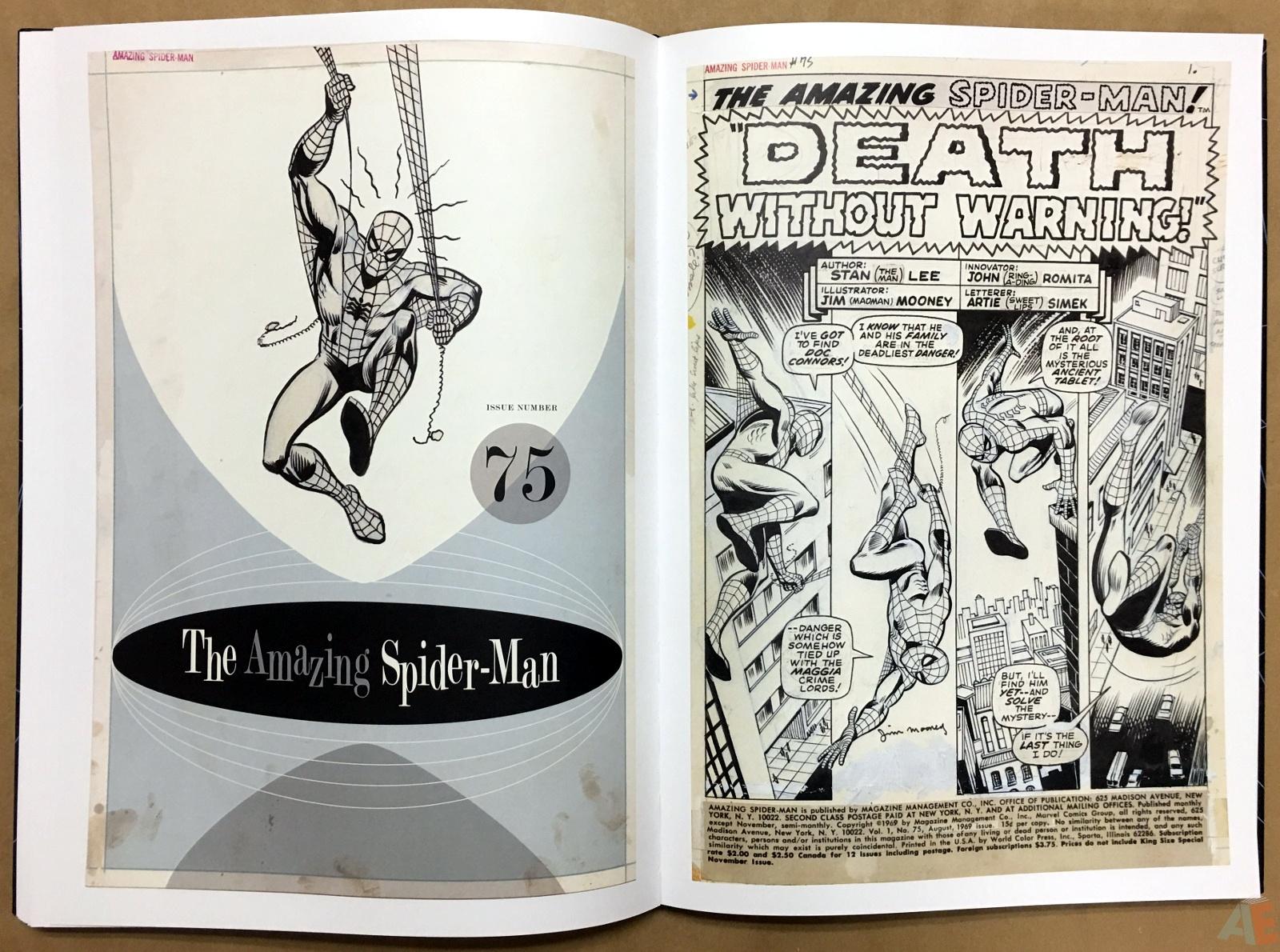 John Romita's The Amazing Spider-Man Artist's Edition 36