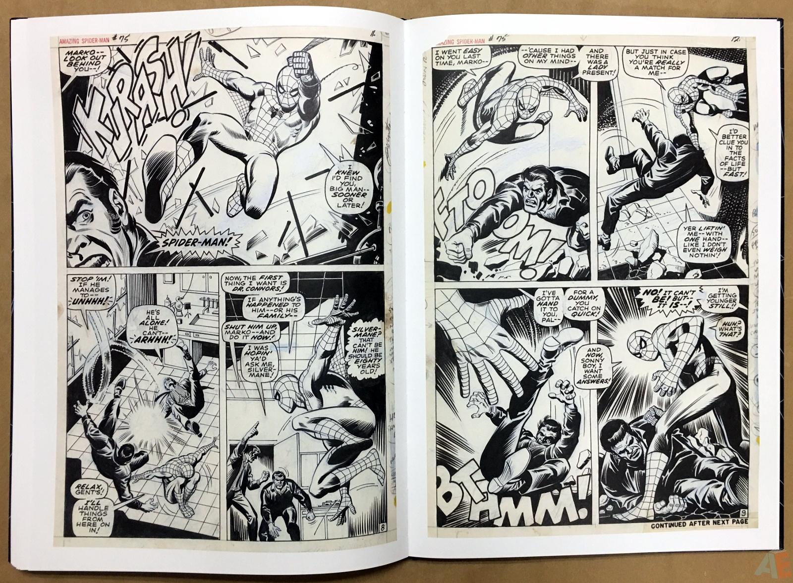 John Romita's The Amazing Spider-Man Artist's Edition 40