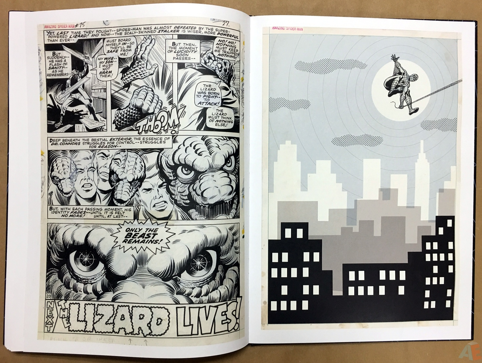John Romita's The Amazing Spider-Man Artist's Edition 44