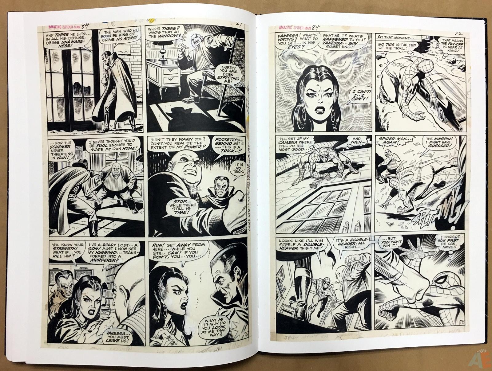 John Romita's The Amazing Spider-Man Artist's Edition 50