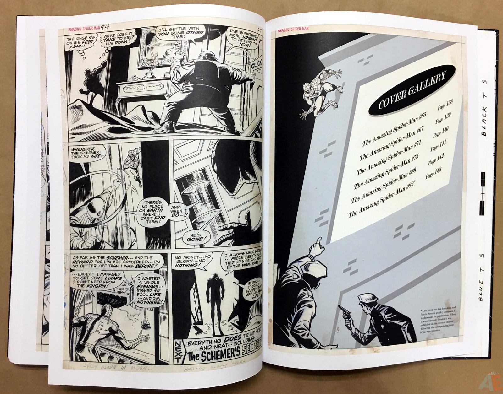 John Romita's The Amazing Spider-Man Artist's Edition 52