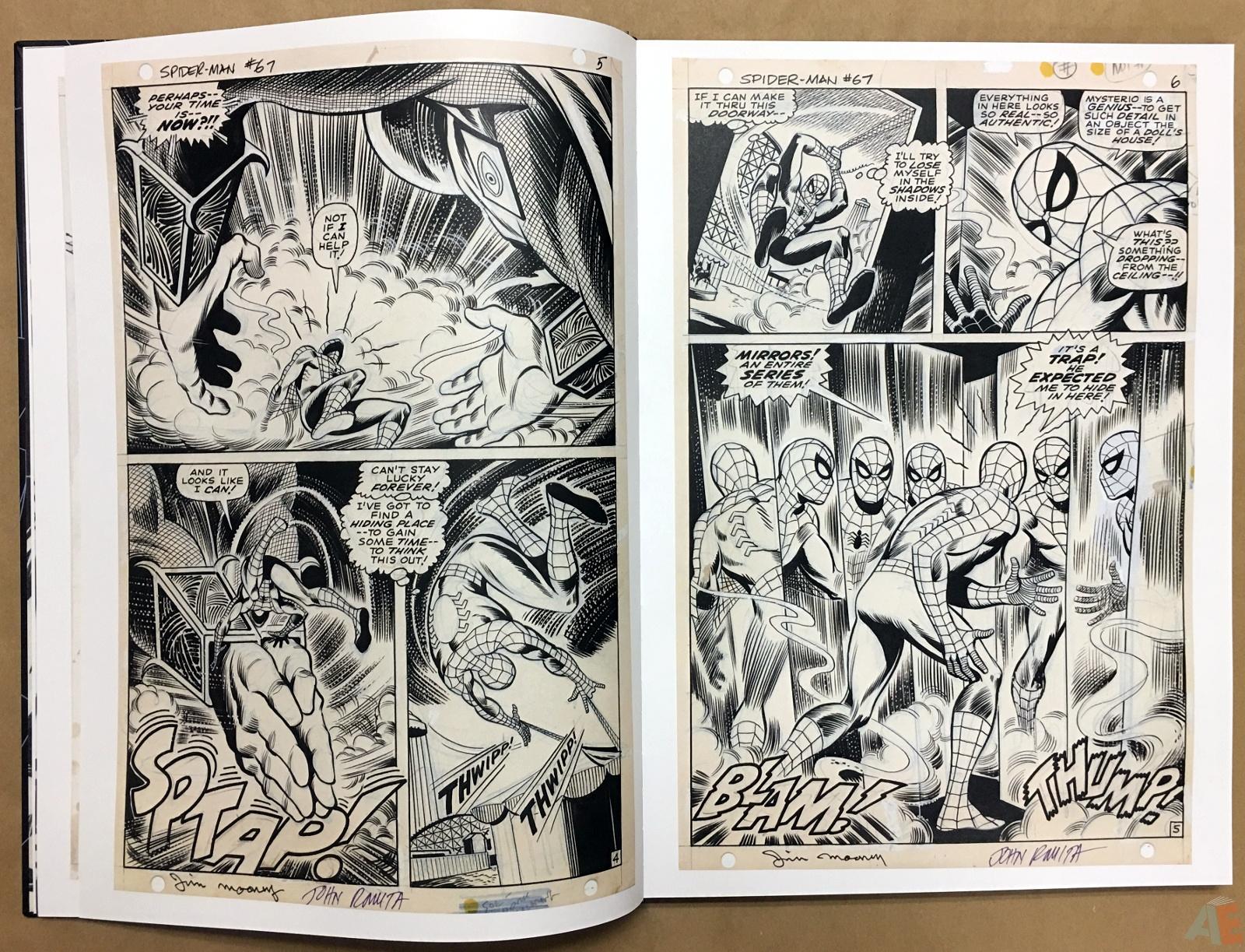John Romita's The Amazing Spider-Man Artist's Edition 10