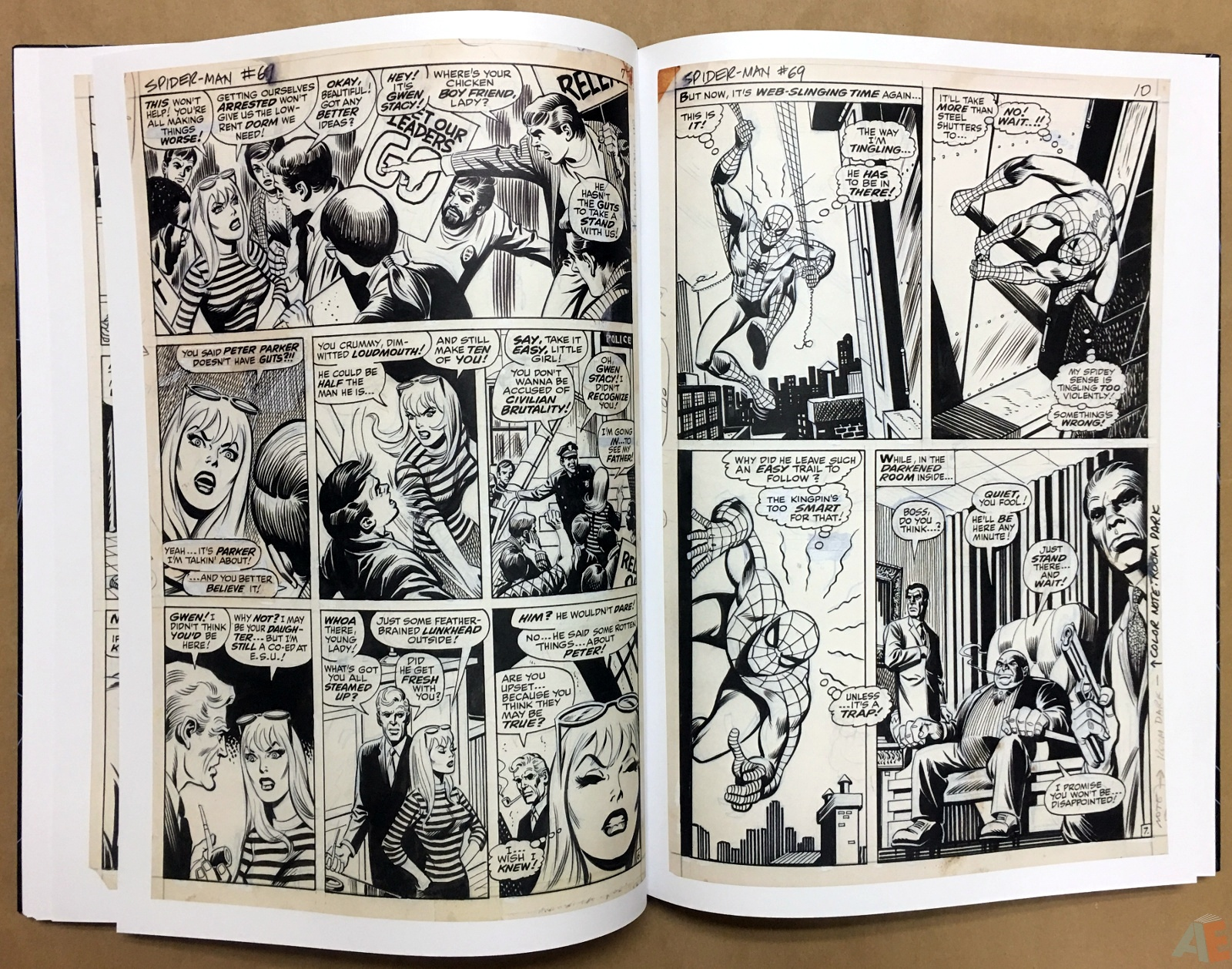 John Romita's The Amazing Spider-Man Artist's Edition 18