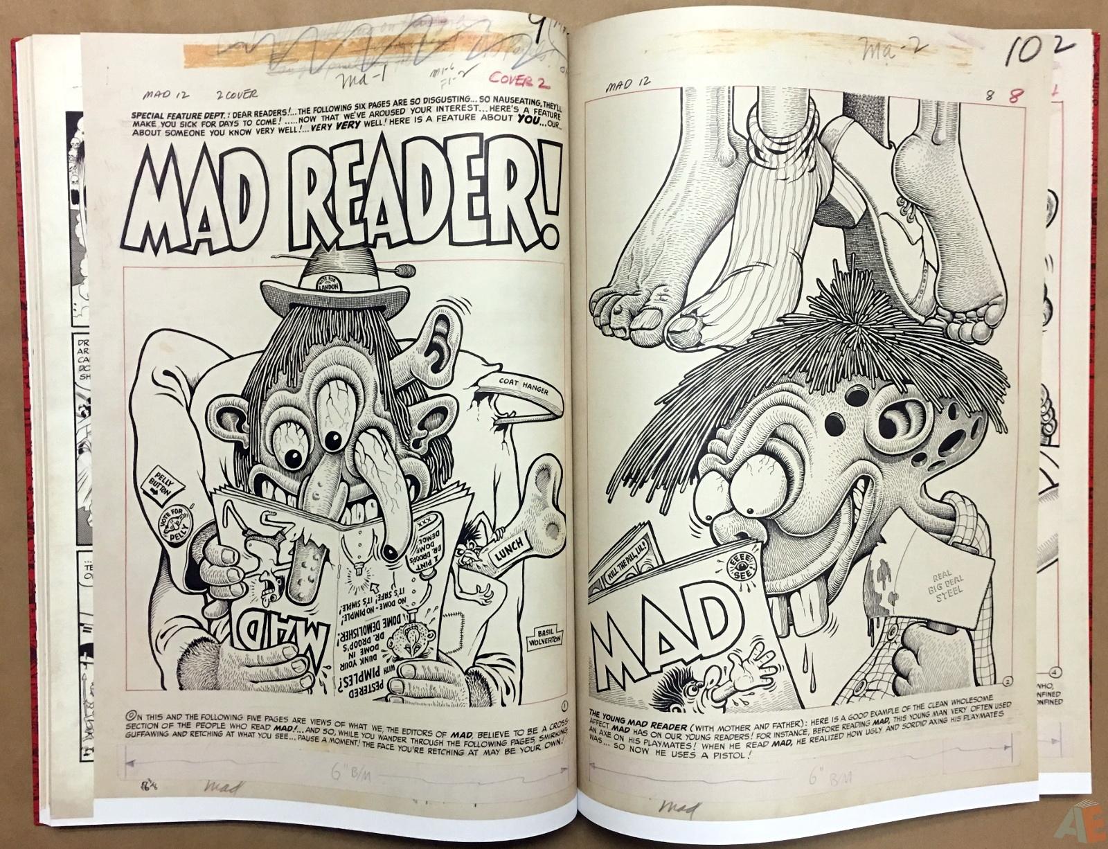 MAD Artist's Edition 28