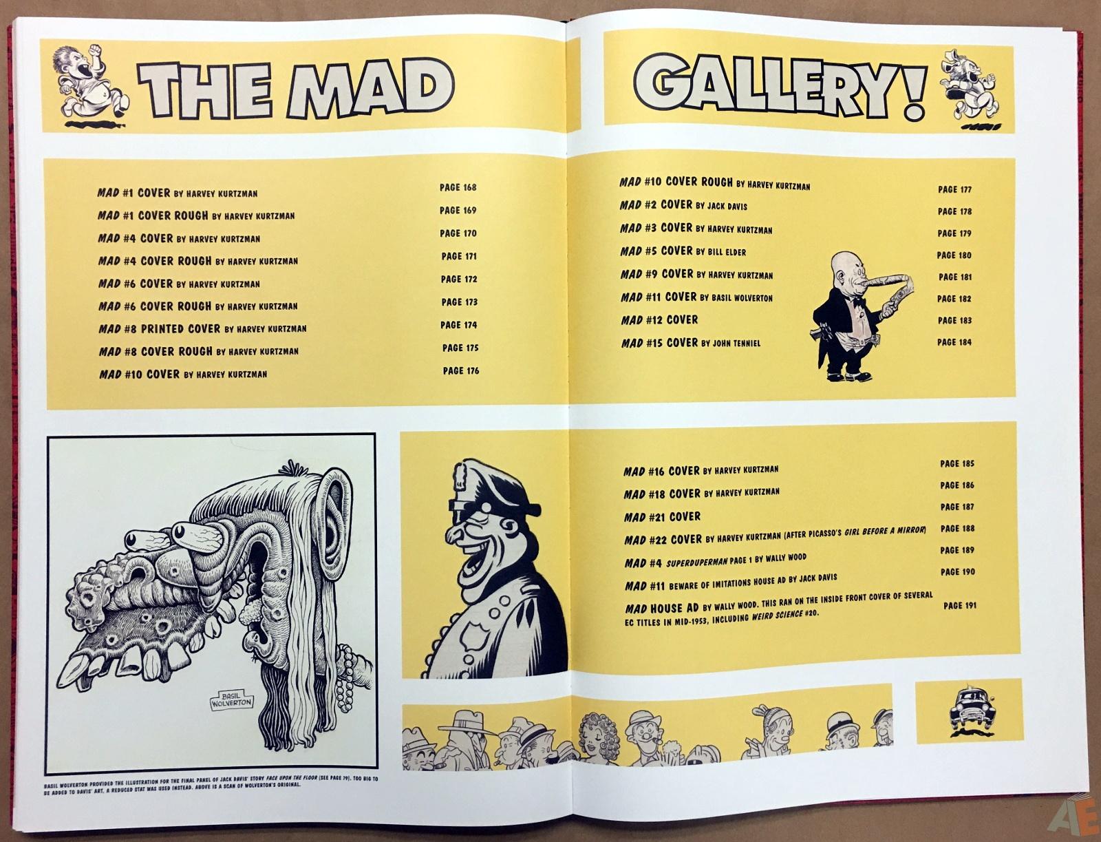 MAD Artist's Edition 46
