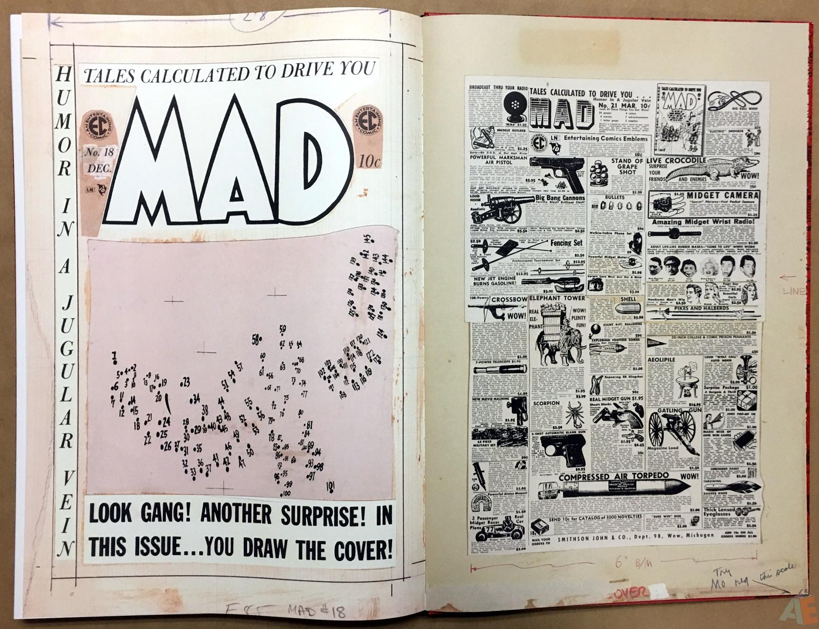 MAD Artist's Edition 52