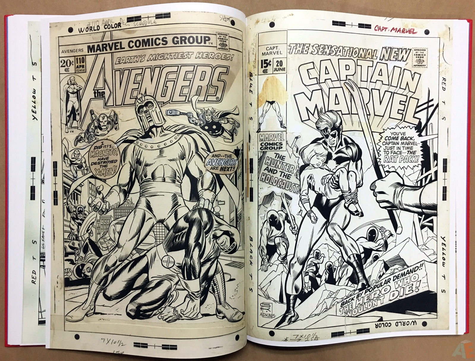 Marvel Covers Artist's Edition 22