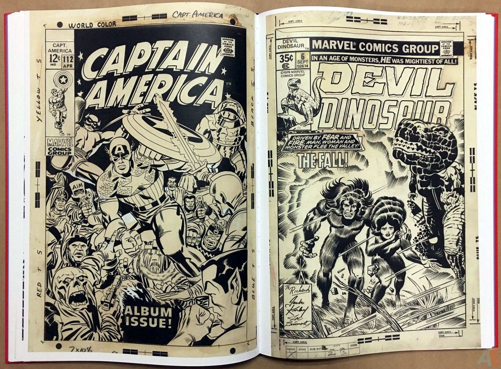 Marvel Covers Artist's Edition 26