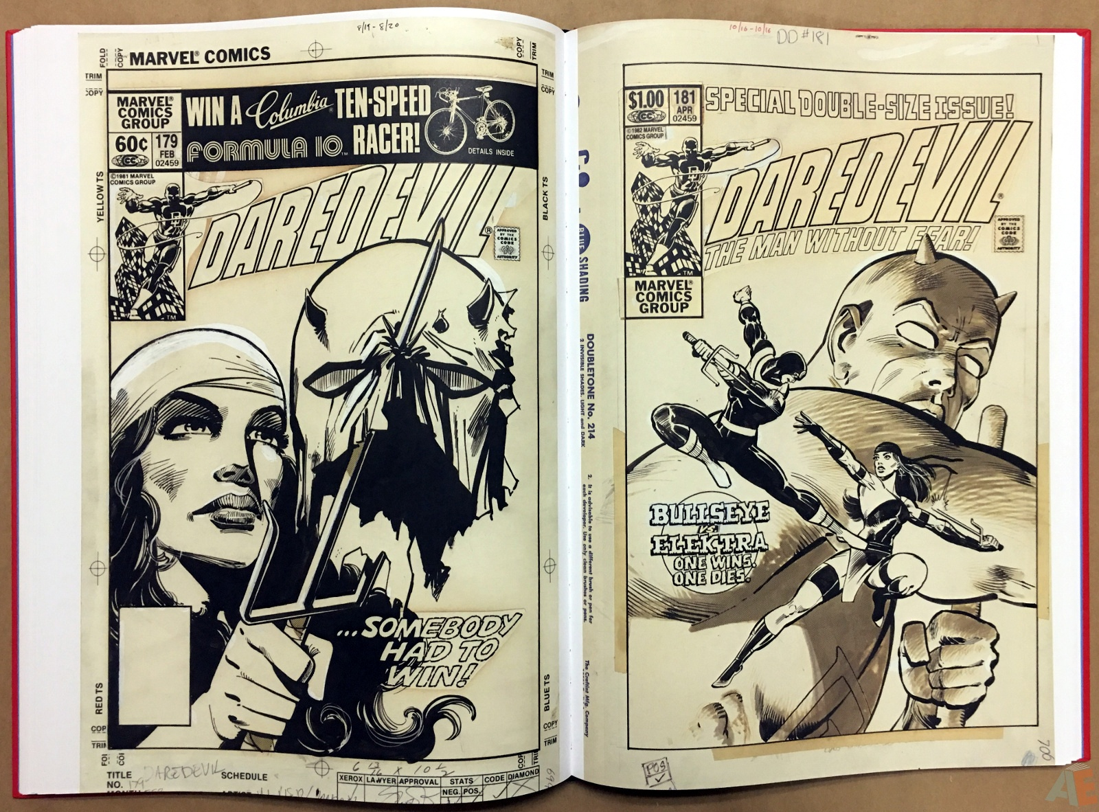 Marvel Covers Artist's Edition 30