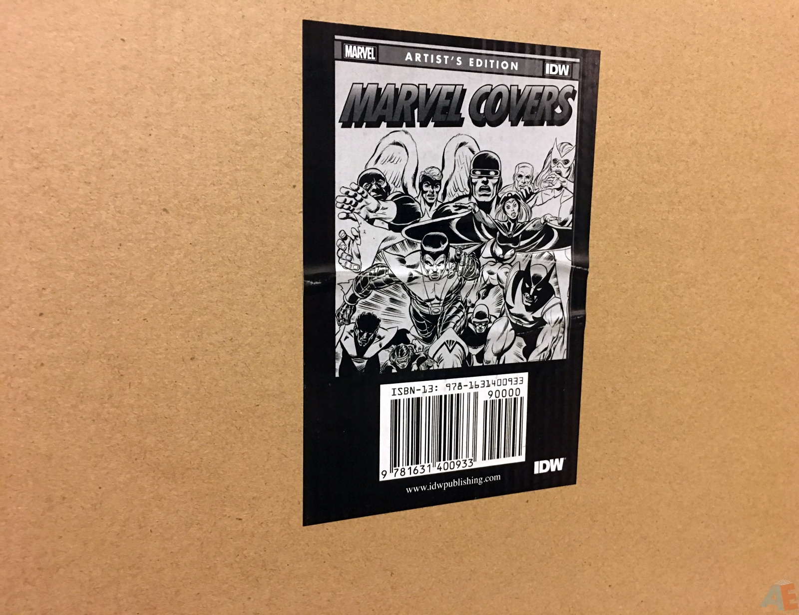 Marvel Covers Artist's Edition 50