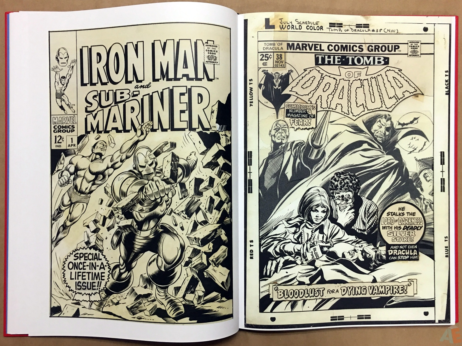 Marvel Covers Artist's Edition 18