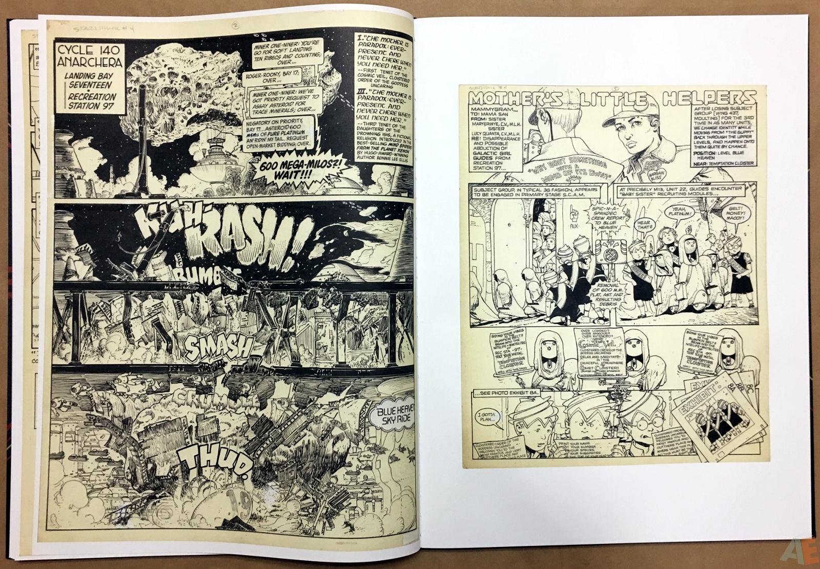 Michael Kaluta's Starstruck Artist's Edition 22