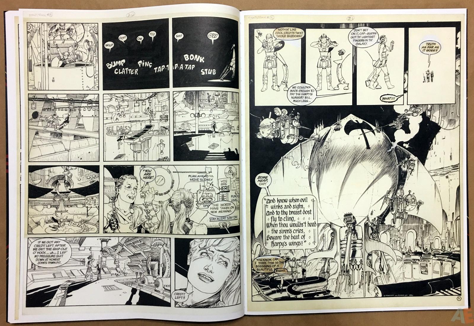 Michael Kaluta's Starstruck Artist's Edition 26