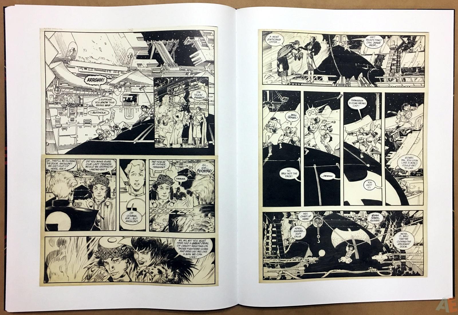Michael Kaluta's Starstruck Artist's Edition 34