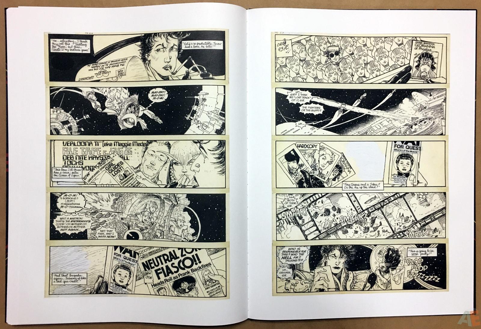 Michael Kaluta's Starstruck Artist's Edition 36