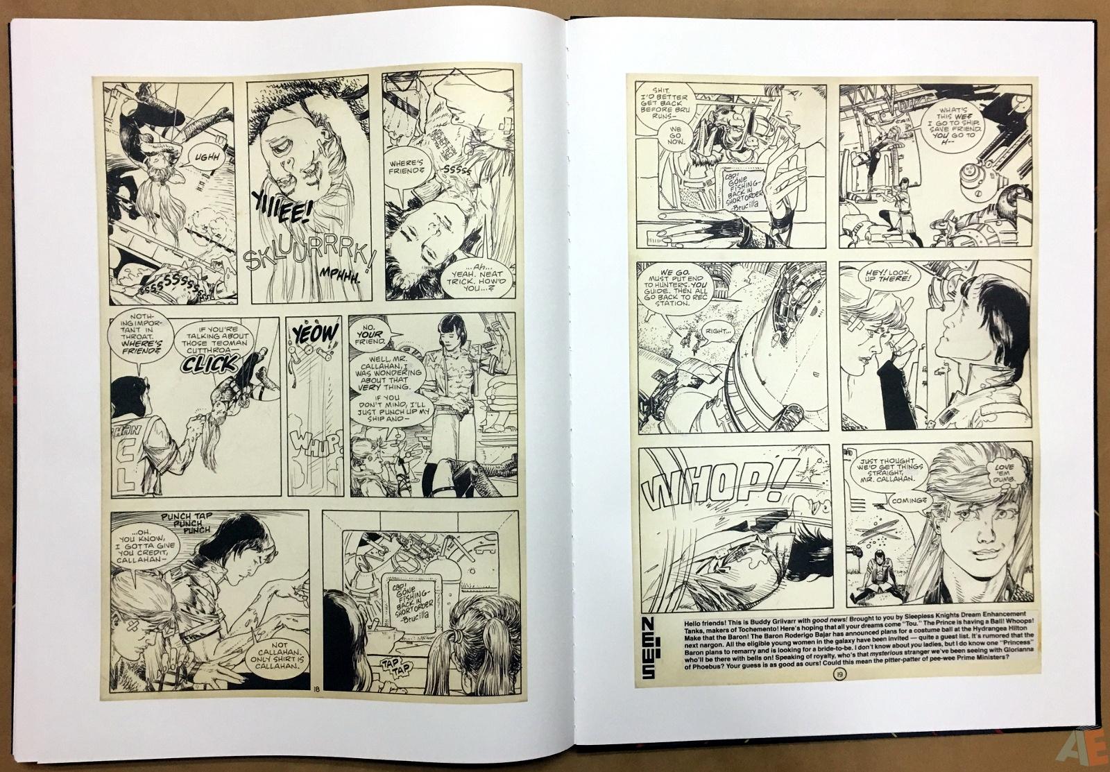 Michael Kaluta's Starstruck Artist's Edition 44