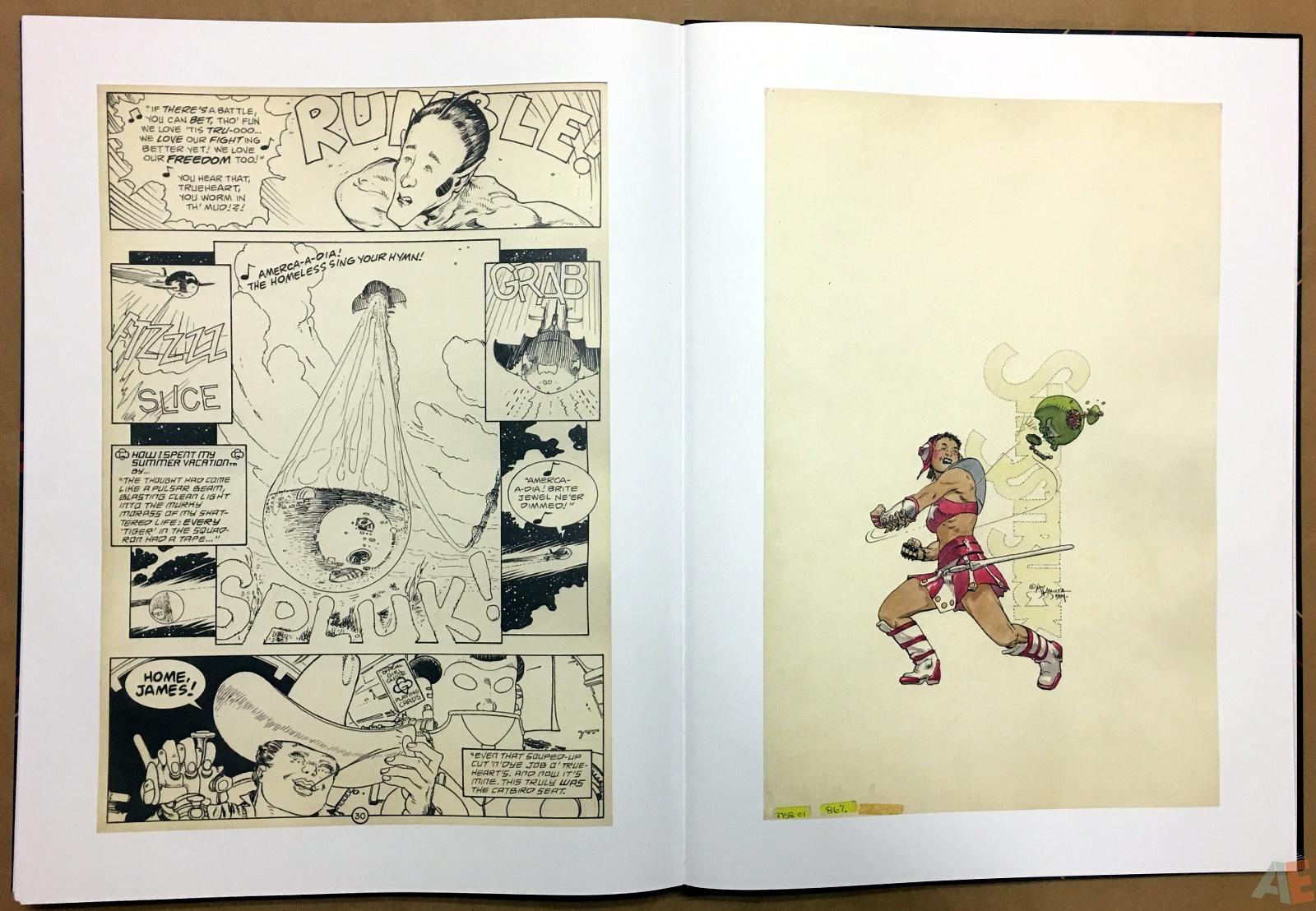 Michael Kaluta's Starstruck Artist's Edition 46