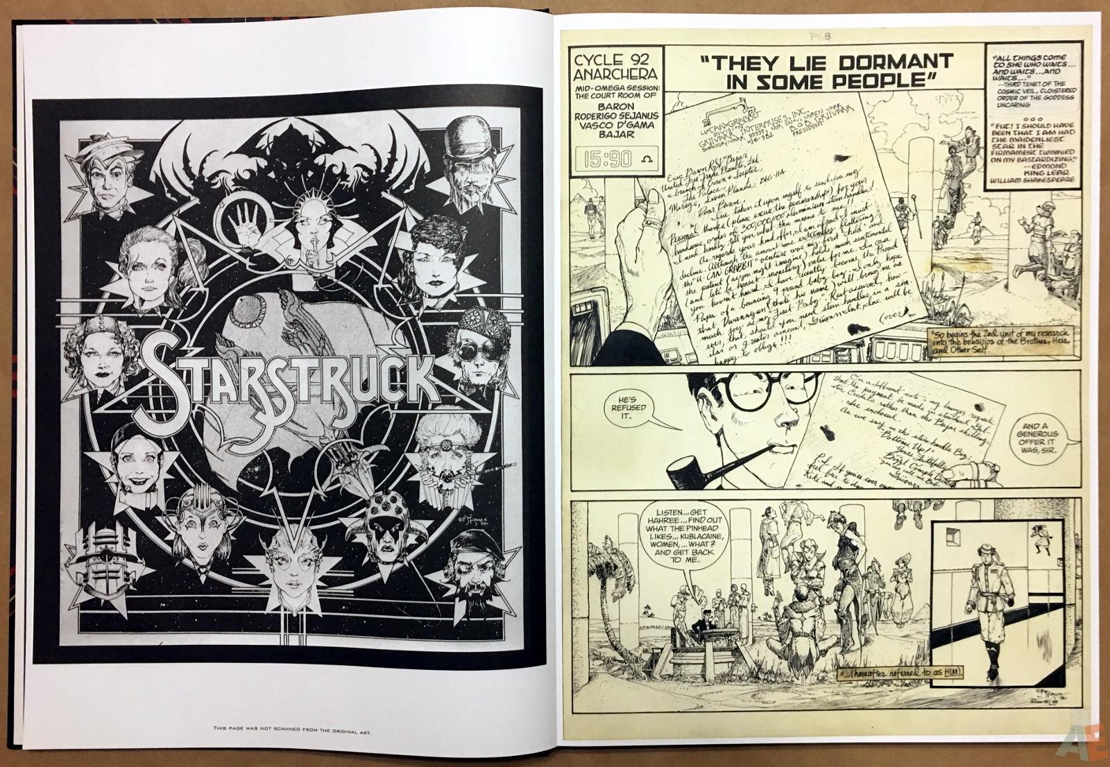 Michael Kaluta's Starstruck Artist's Edition 10