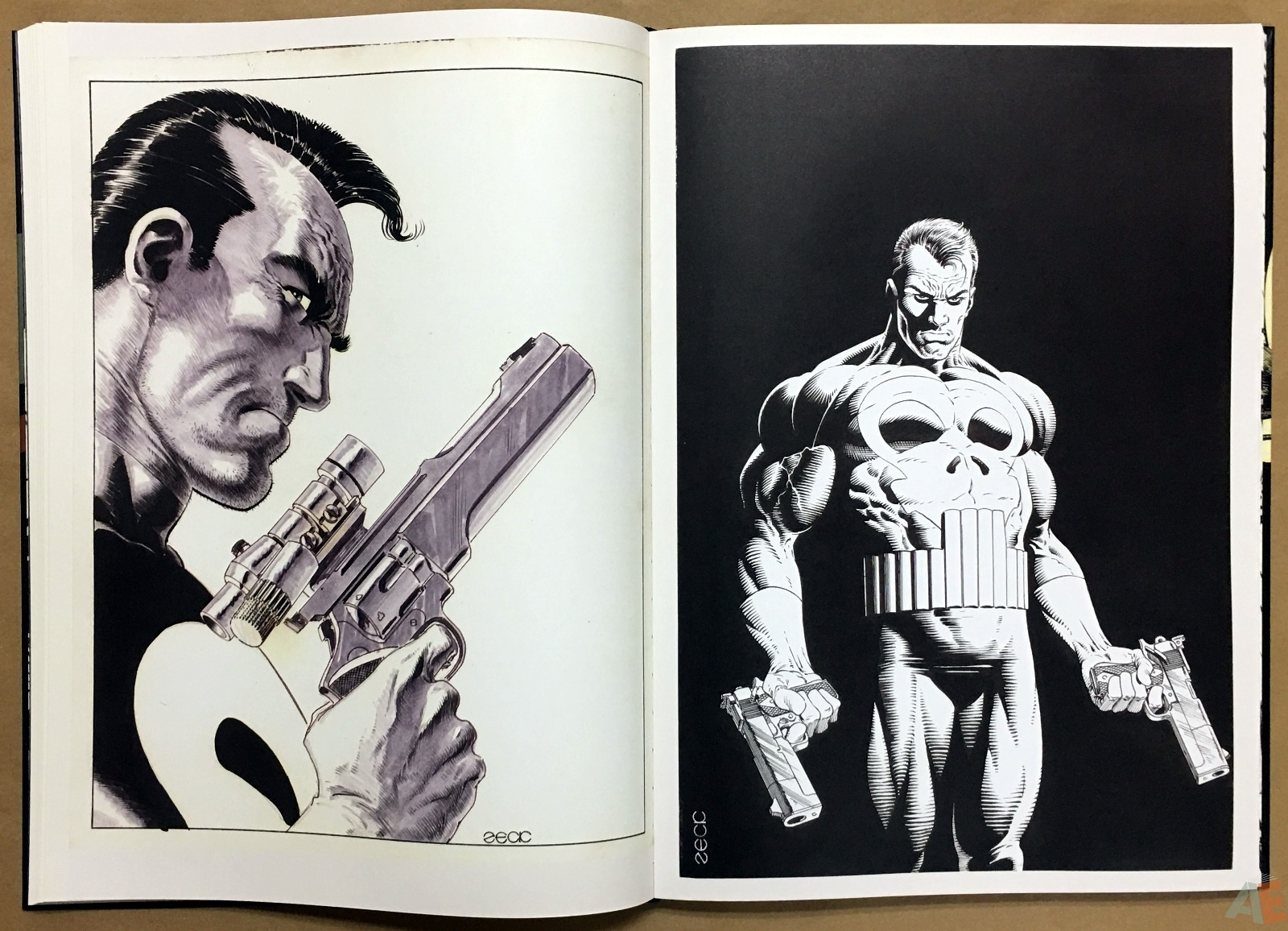 Mike Zeck's Classic Marvel Stories Artist's Edition 22