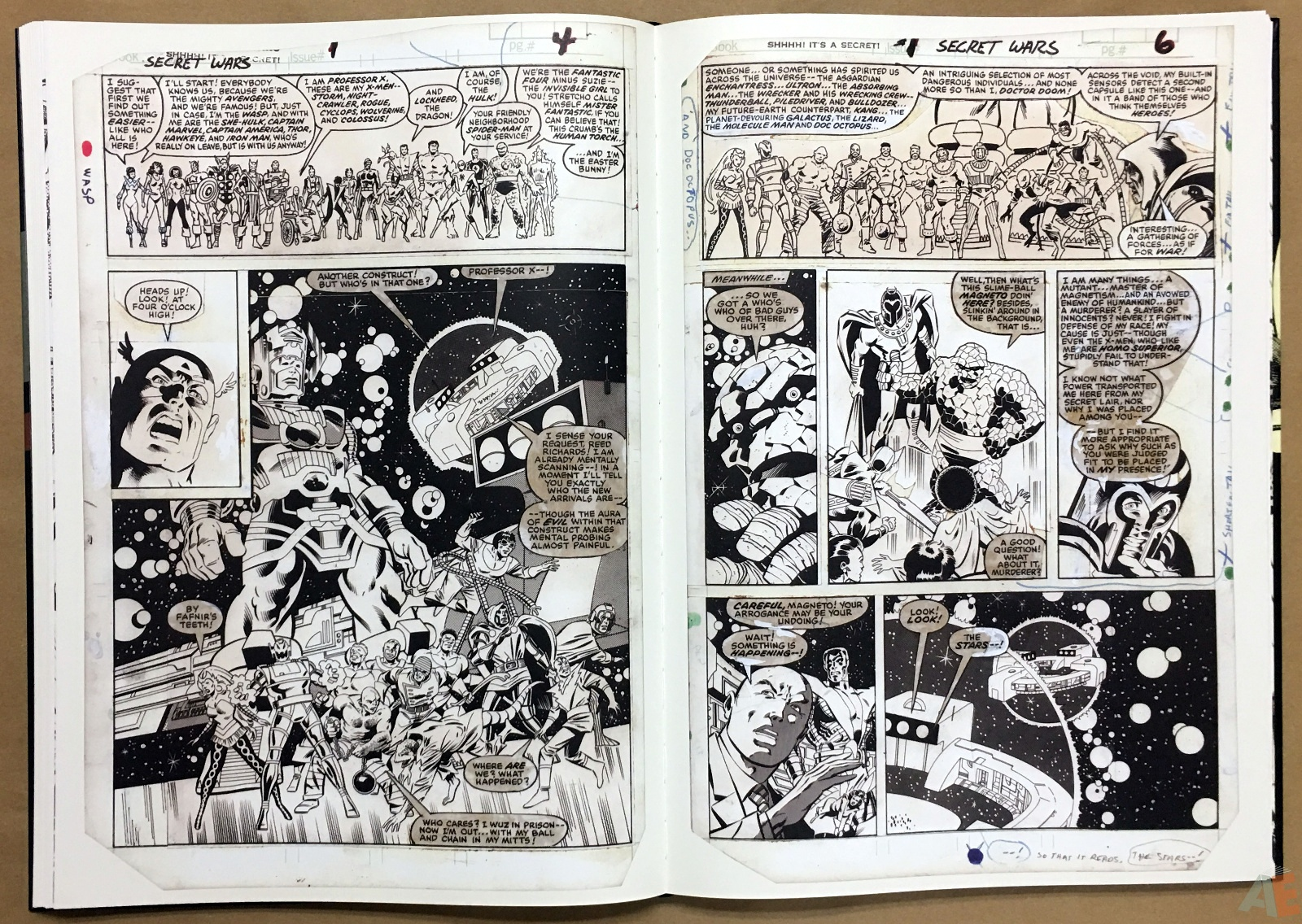 Mike Zeck's Classic Marvel Stories Artist's Edition 28