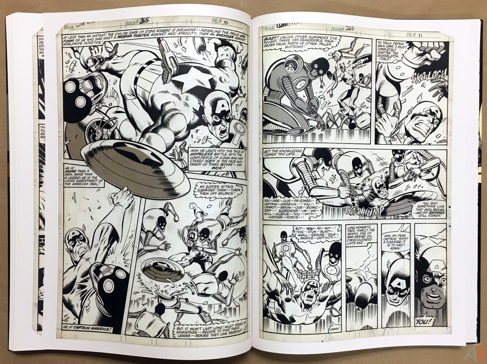 Mike Zeck's Classic Marvel Stories Artist's Edition 40