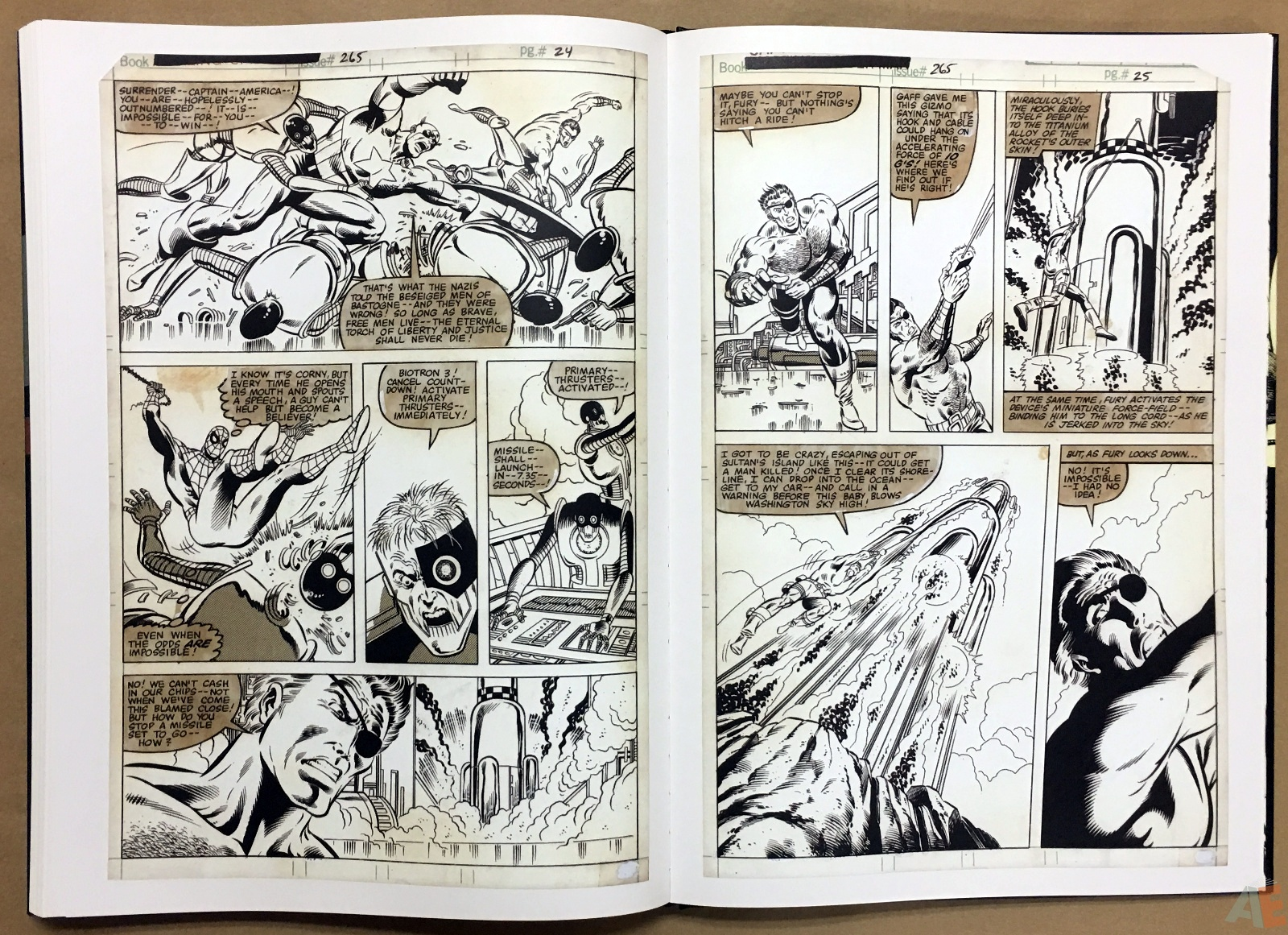 Mike Zeck's Classic Marvel Stories Artist's Edition 42