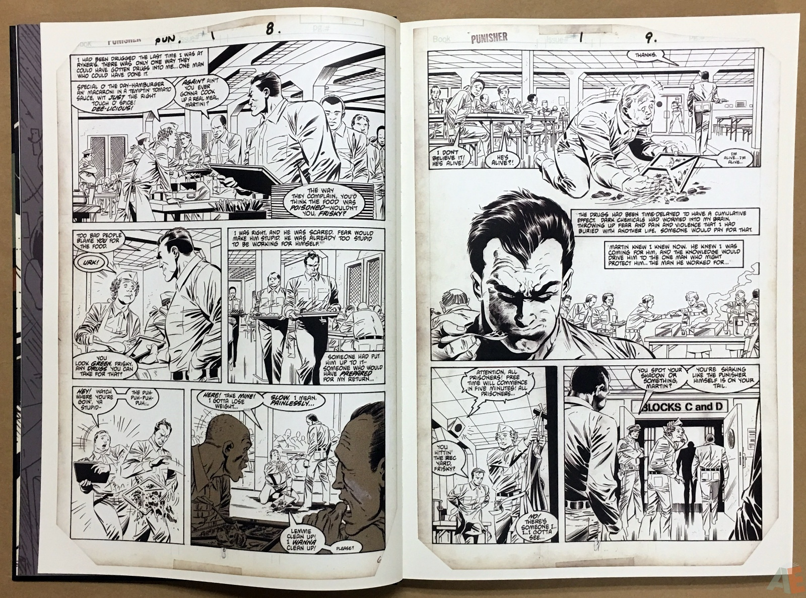 Mike Zeck's Classic Marvel Stories Artist's Edition 10