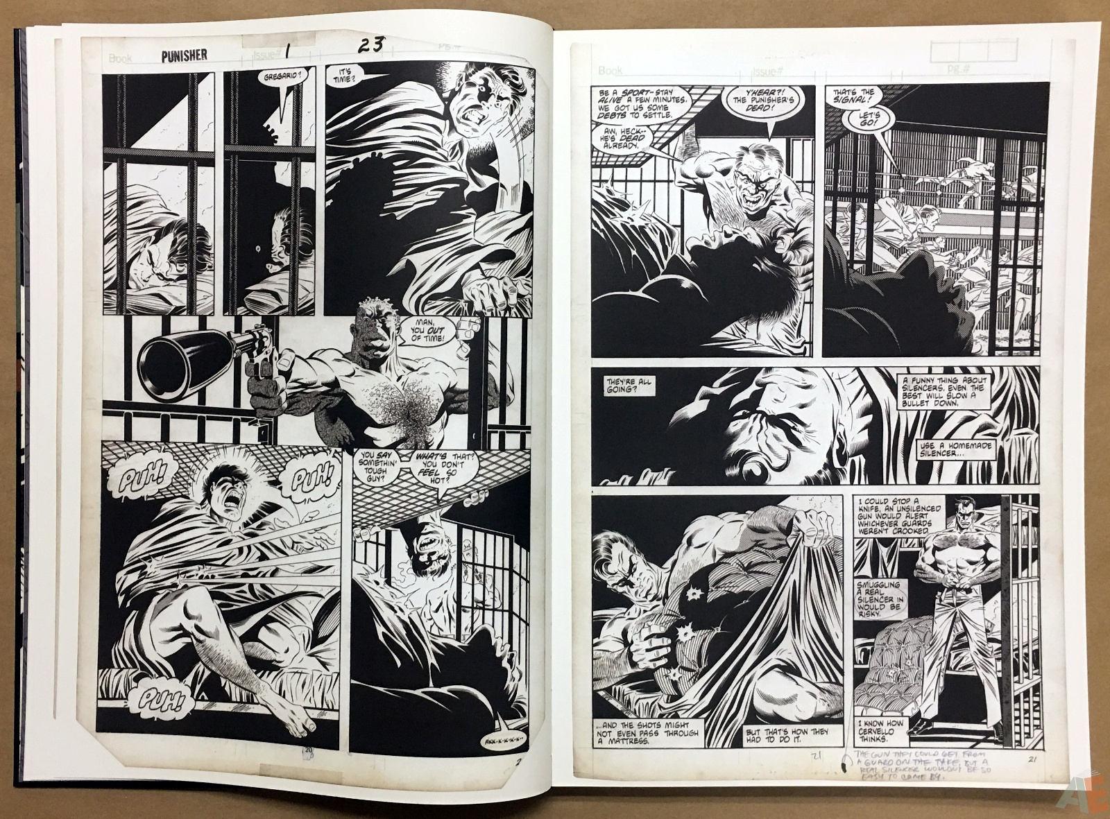 Mike Zeck's Classic Marvel Stories Artist's Edition 12