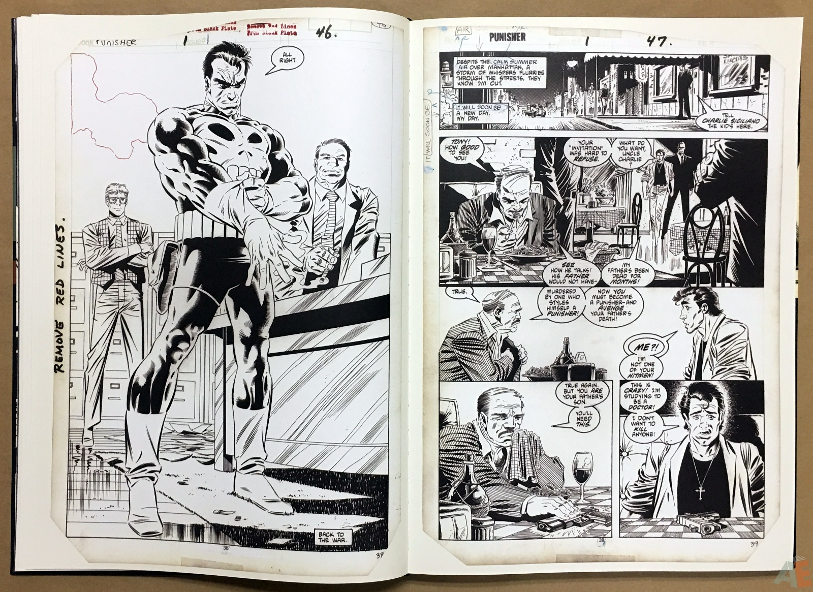 Mike Zeck's Classic Marvel Stories Artist's Edition 14
