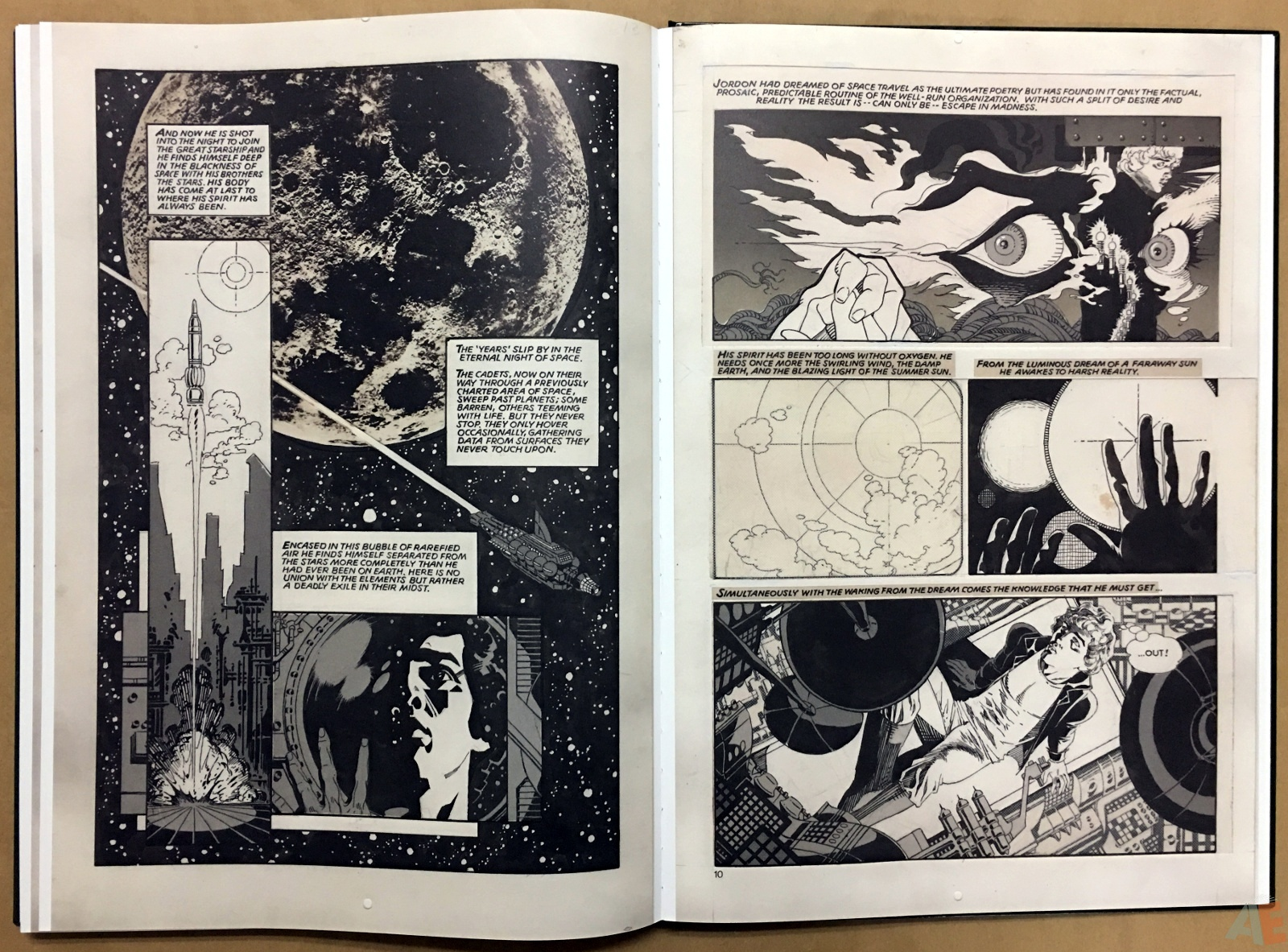 P. Craig Russell's Jungle Book And Other Stories Fine Art Edition 38