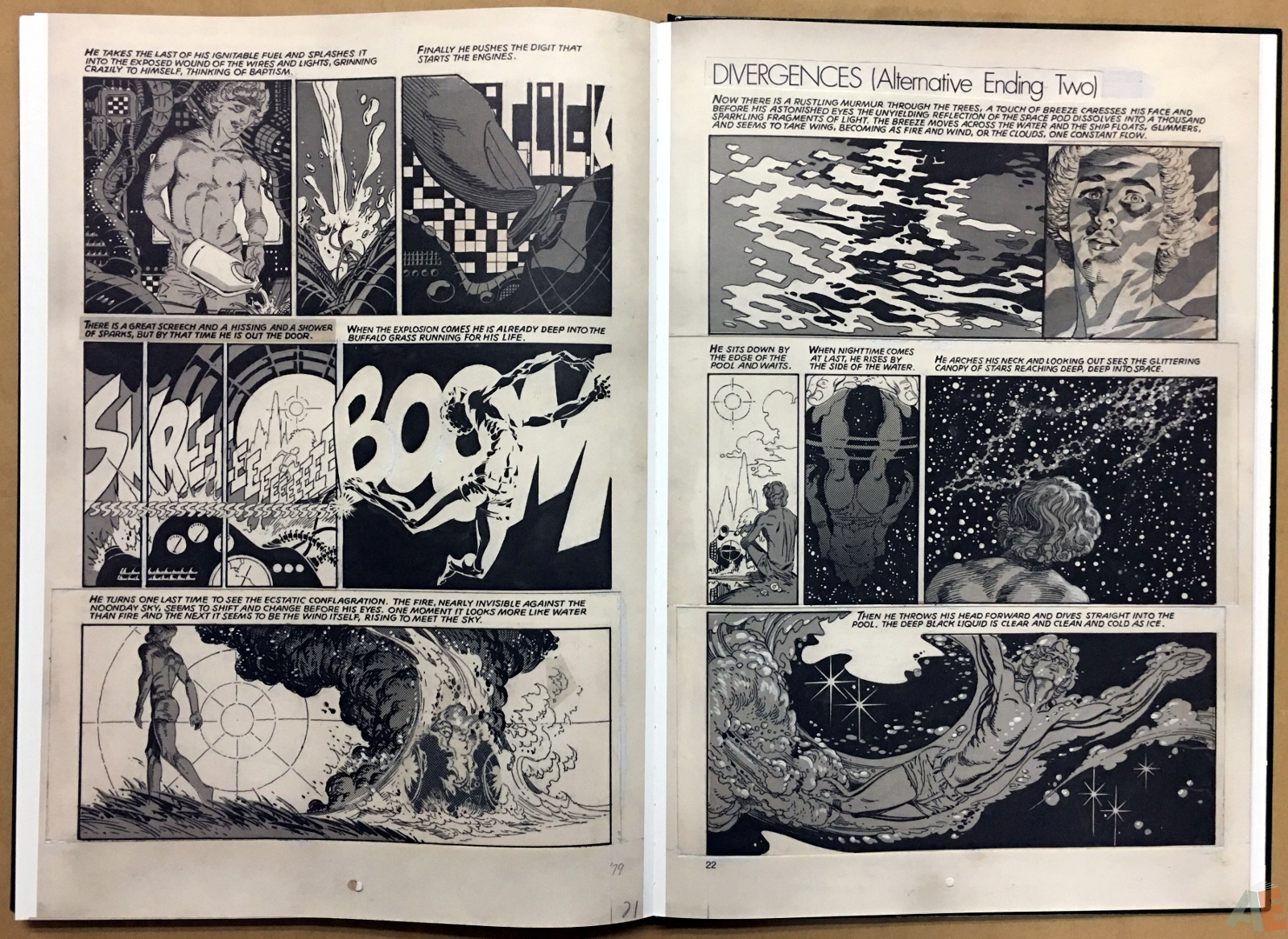 P. Craig Russell's Jungle Book And Other Stories Fine Art Edition 42