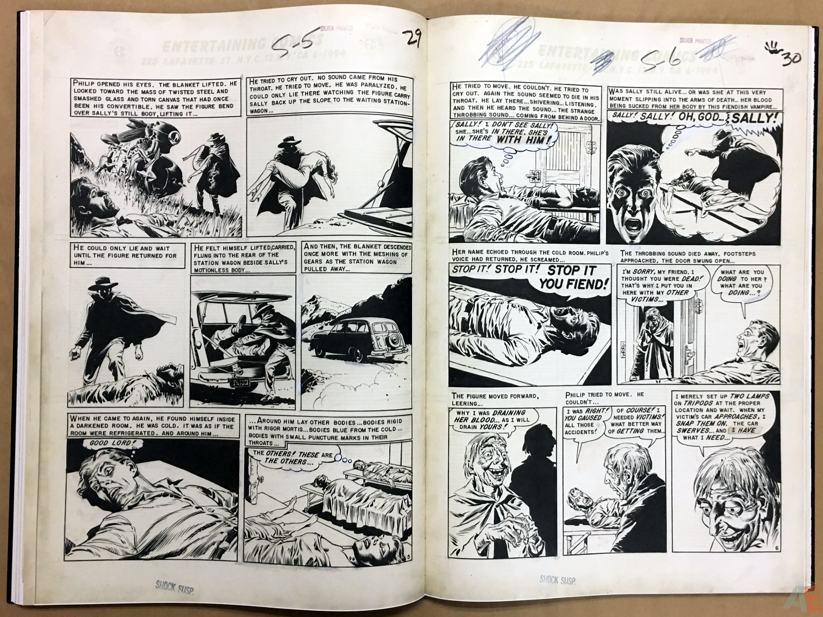 Reed Crandall's EC Stories Artist's Edition 26