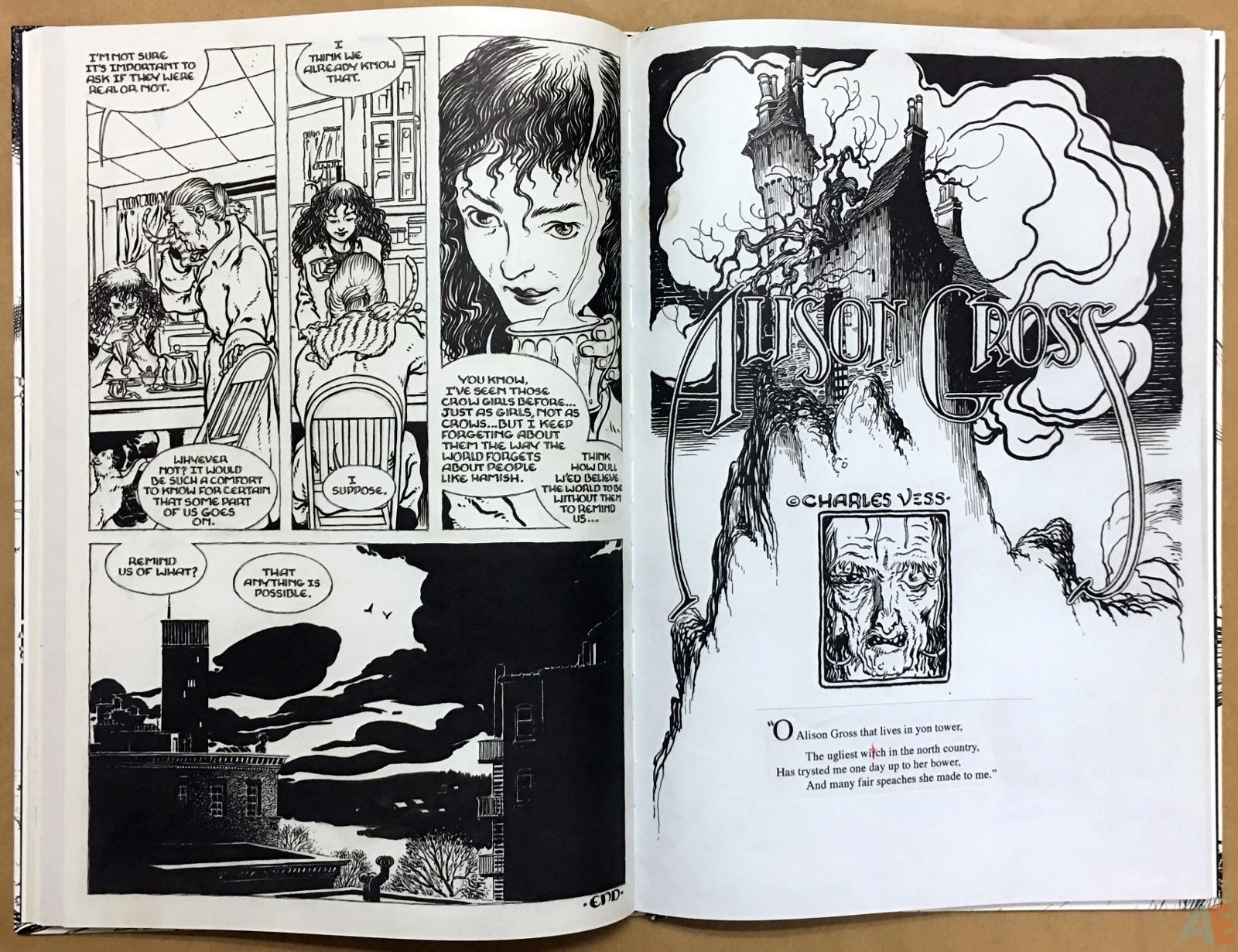 The Book Of Ballads, The Original Art Edition 30