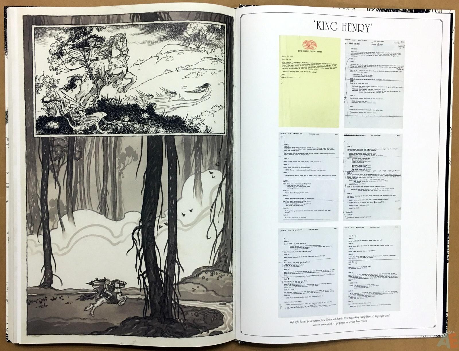The Book Of Ballads, The Original Art Edition 44