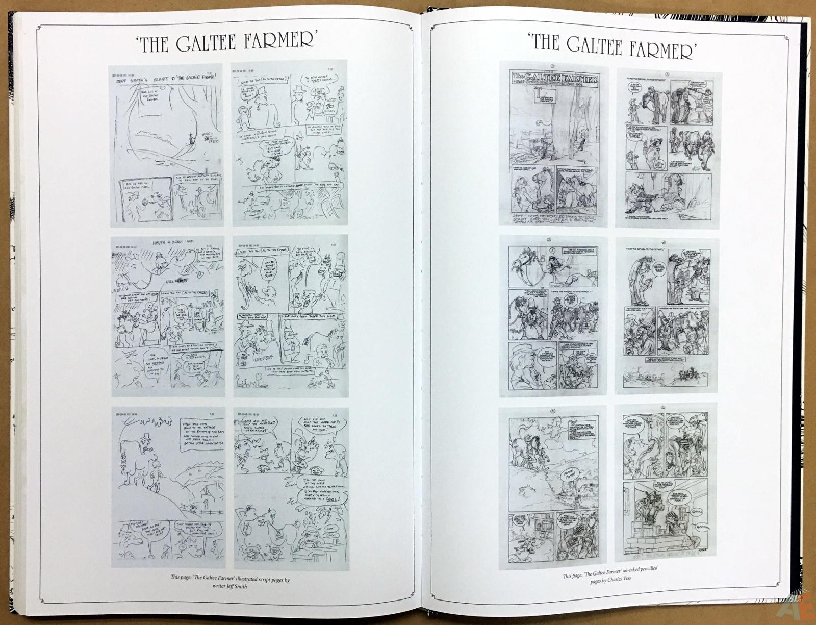 The Book Of Ballads, The Original Art Edition 46