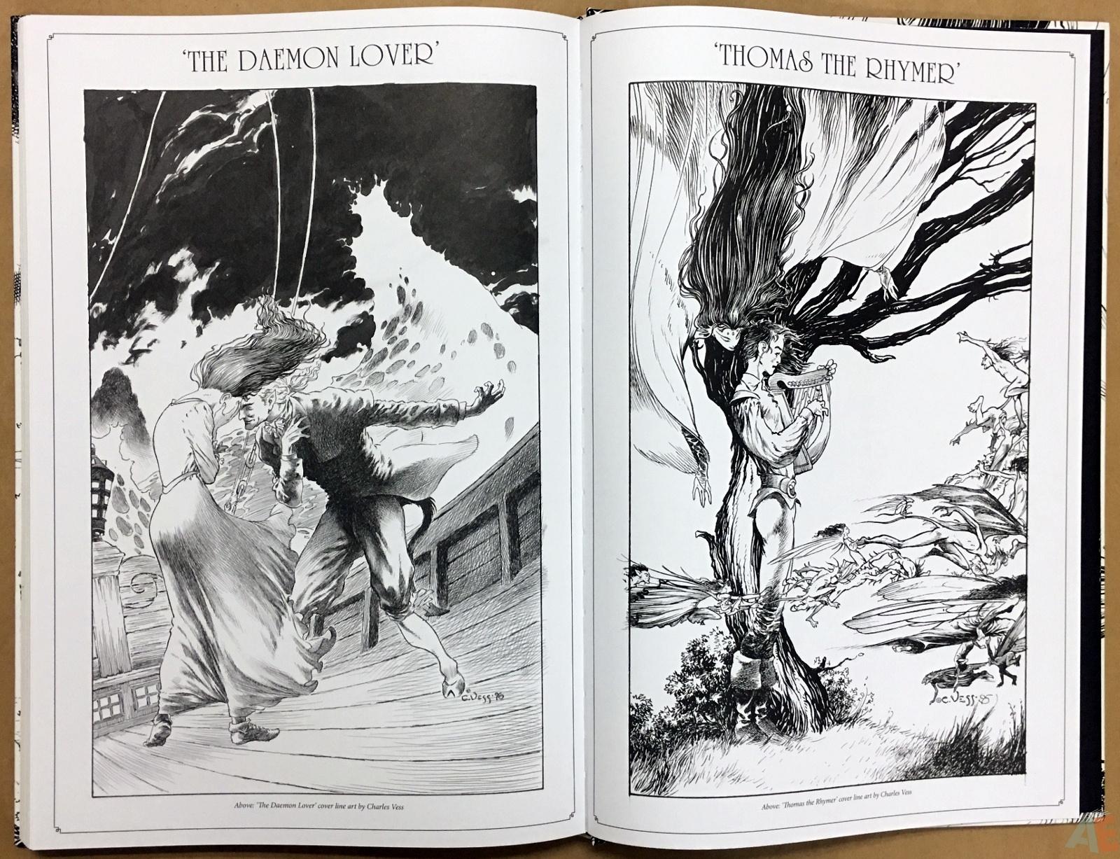 The Book Of Ballads, The Original Art Edition 48