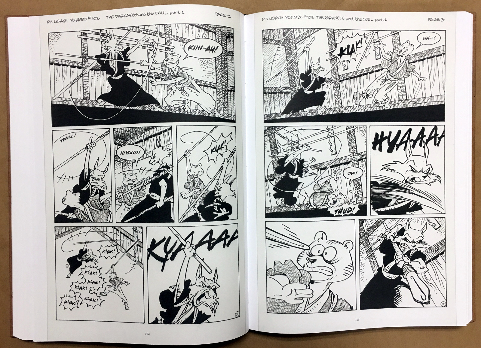 Usagi Yojimbo: The Artist and Other Stories Gallery Edition 22