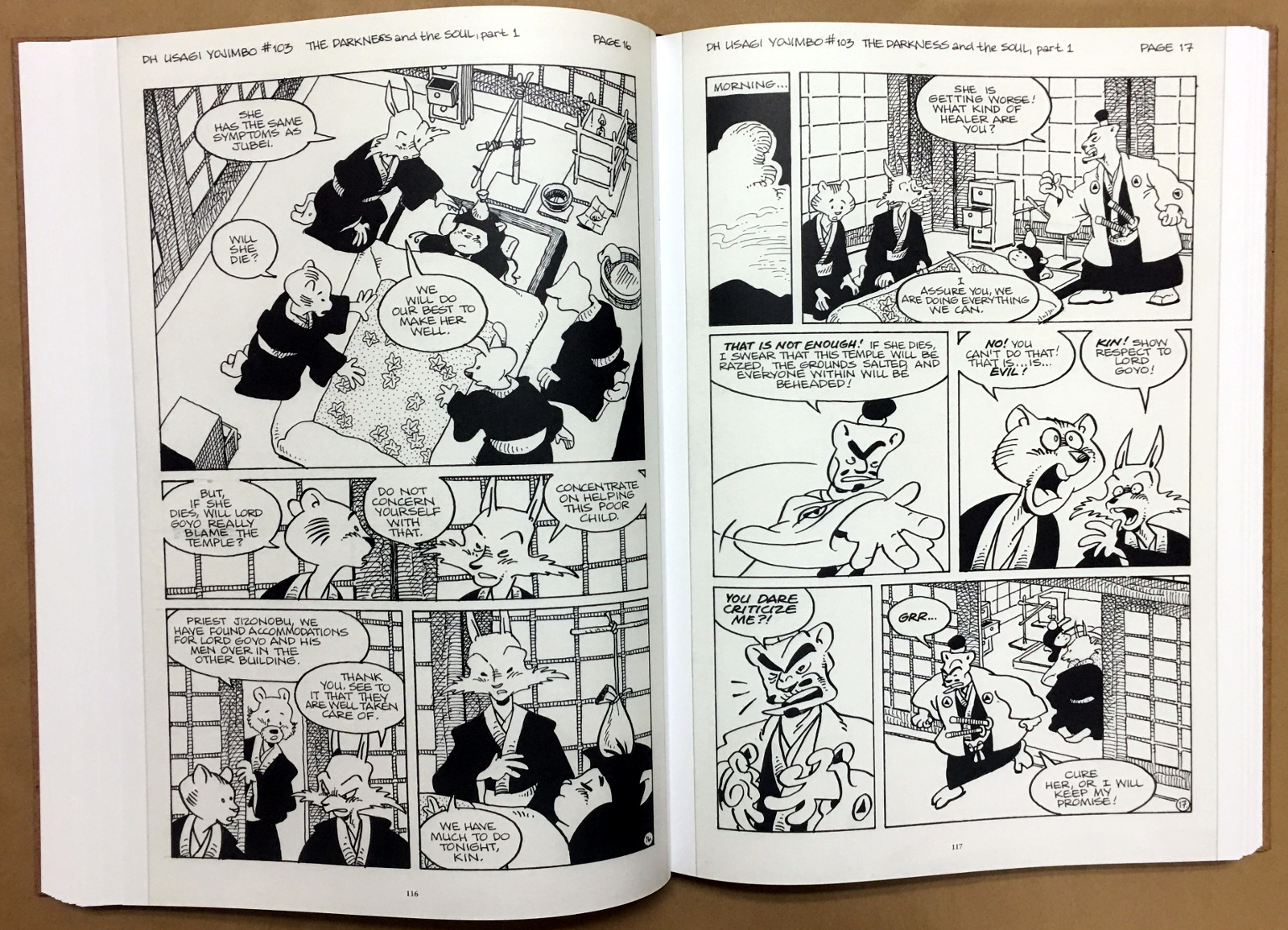 Usagi Yojimbo: The Artist and Other Stories Gallery Edition 24