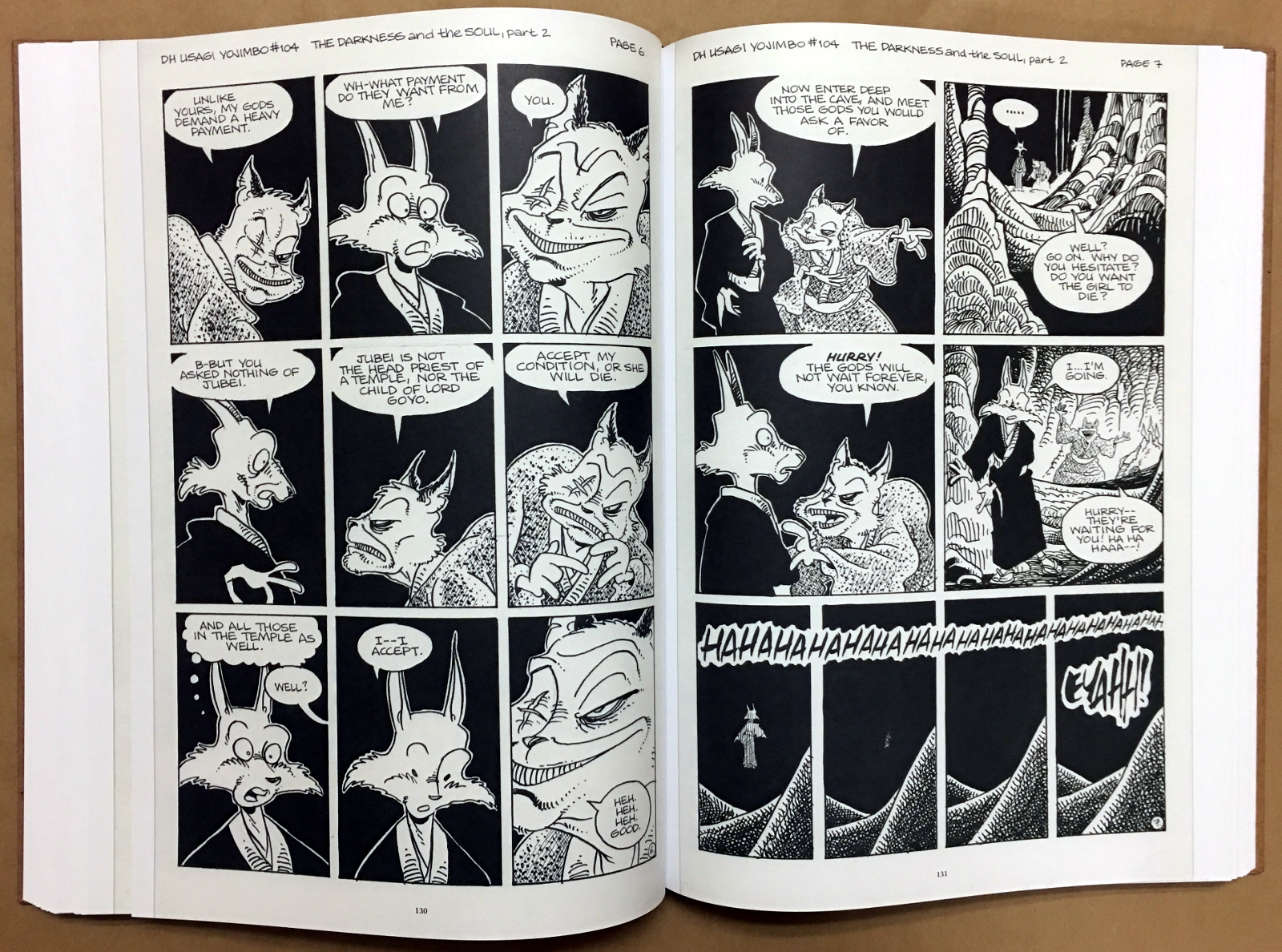 Usagi Yojimbo: The Artist and Other Stories Gallery Edition 26