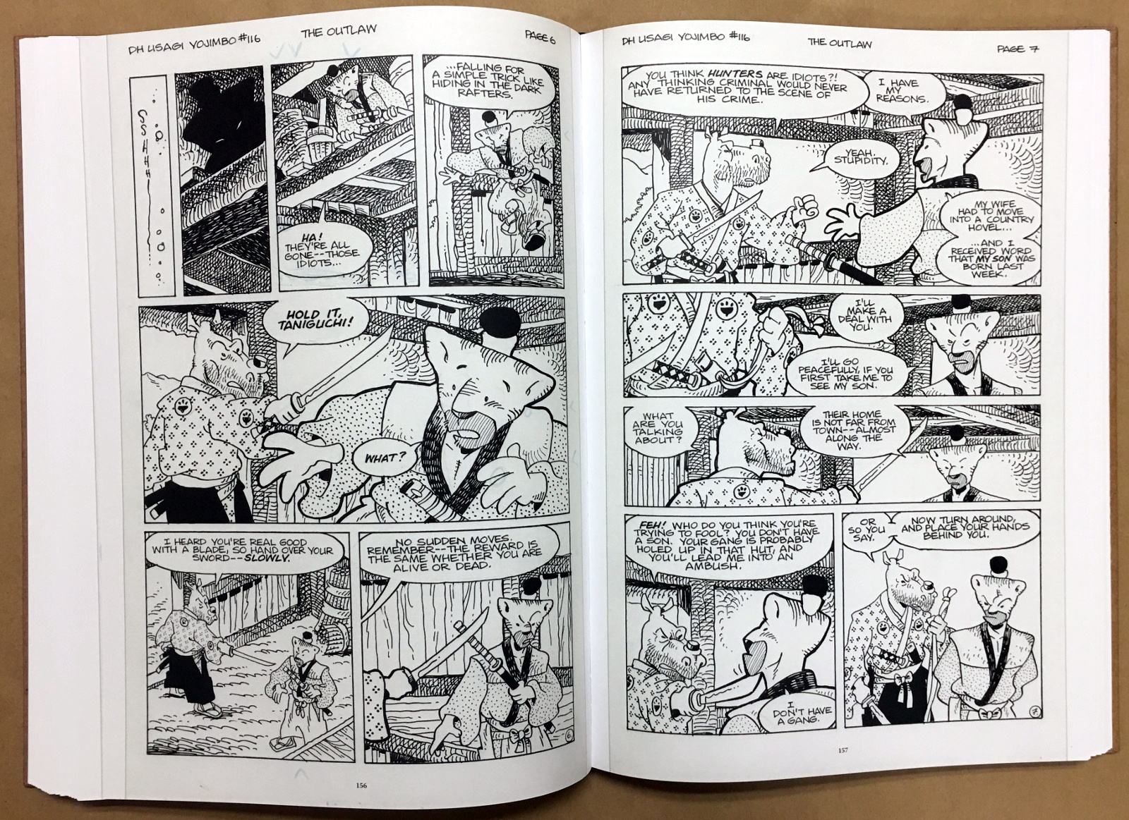 Usagi Yojimbo: The Artist and Other Stories Gallery Edition 30