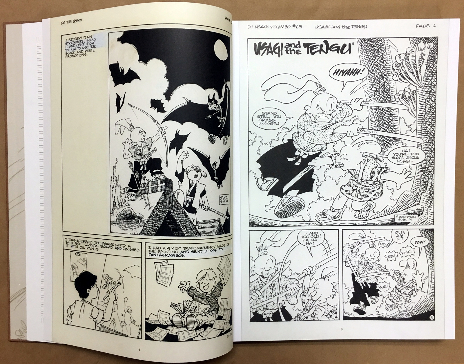 Usagi Yojimbo: The Artist and Other Stories Gallery Edition 10