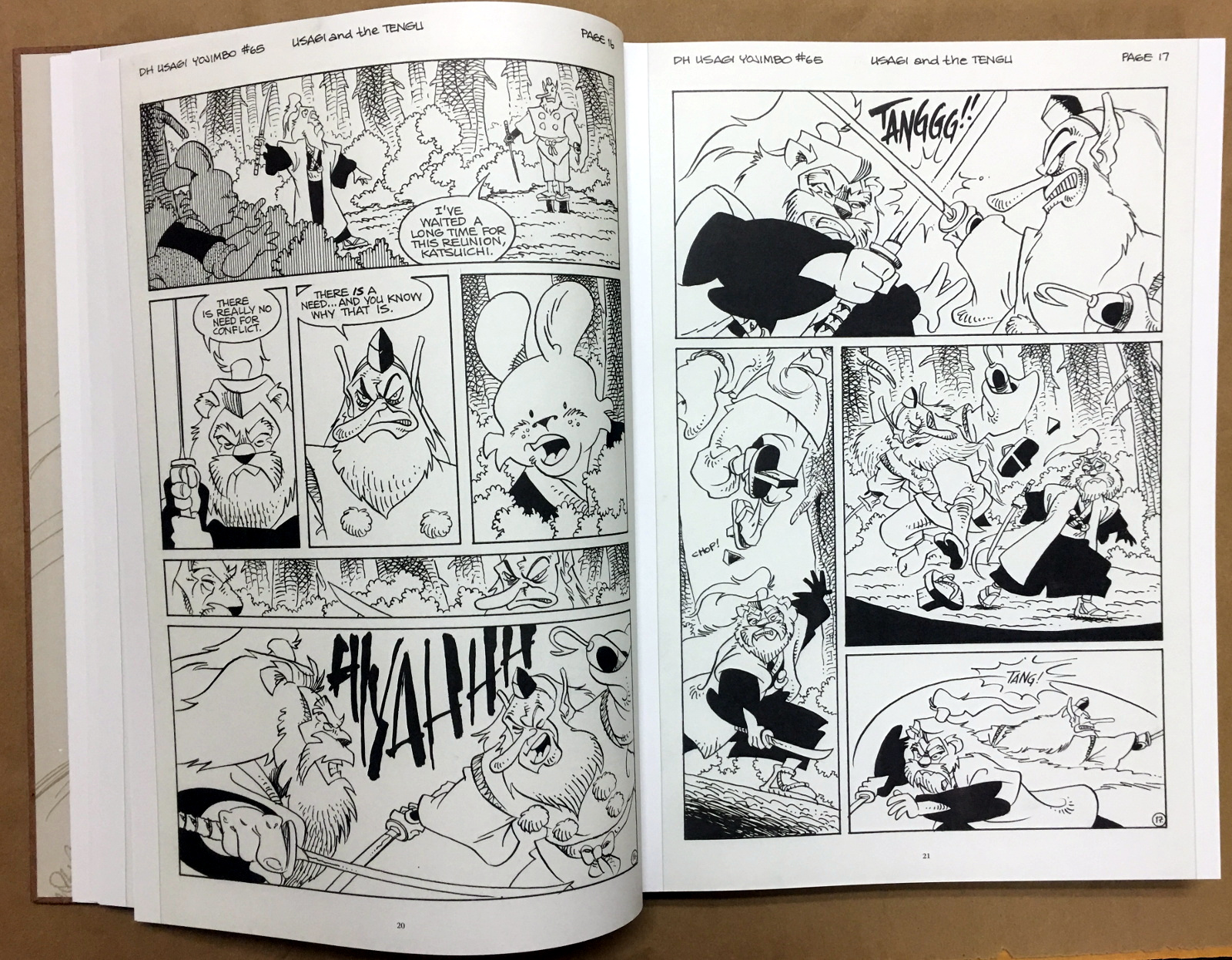 Usagi Yojimbo: The Artist and Other Stories Gallery Edition 12