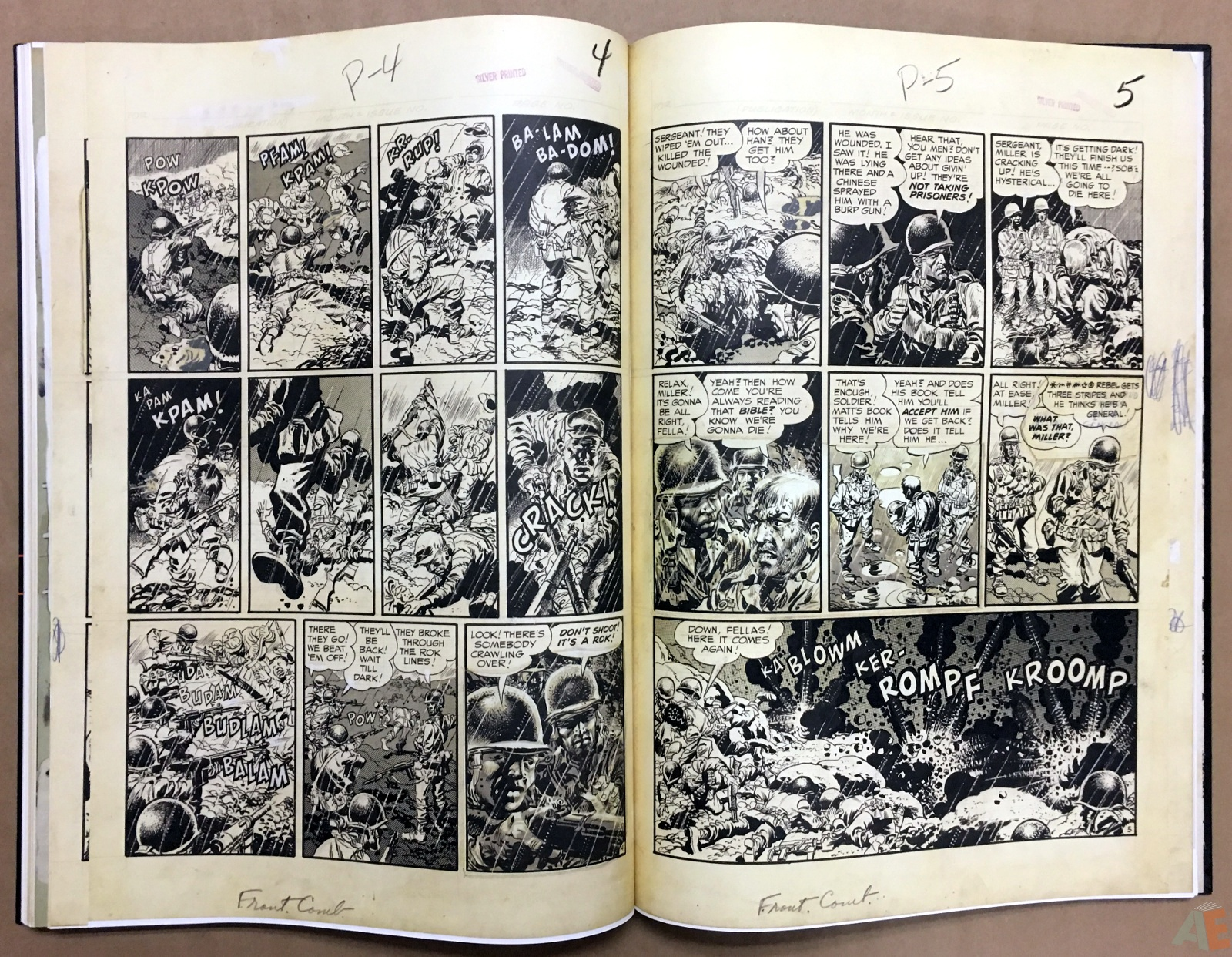 Wally Wood's EC Stories Artist's Edition 30