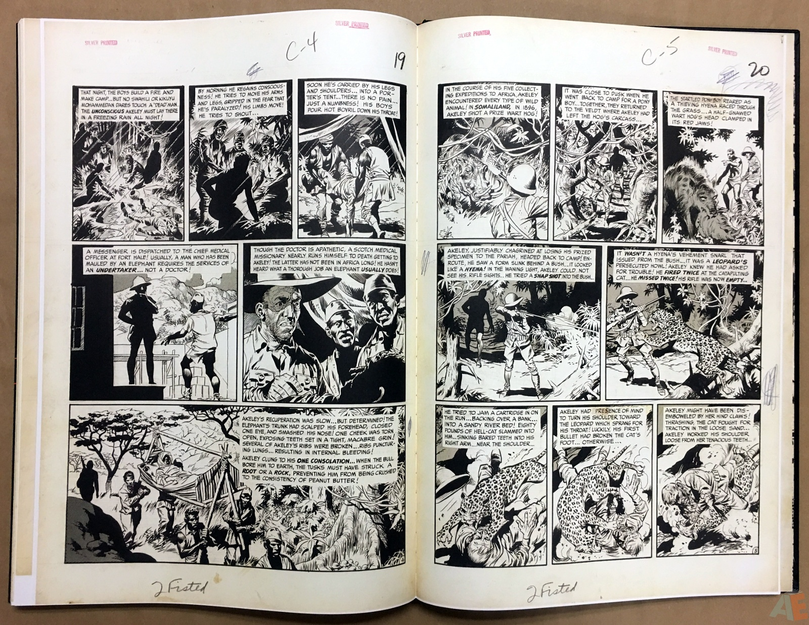 Wally Wood's EC Stories Artist's Edition 36