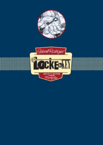 Gabriel Rodriguez' Locke & Key Artist's Edition Covers Portfolio 1